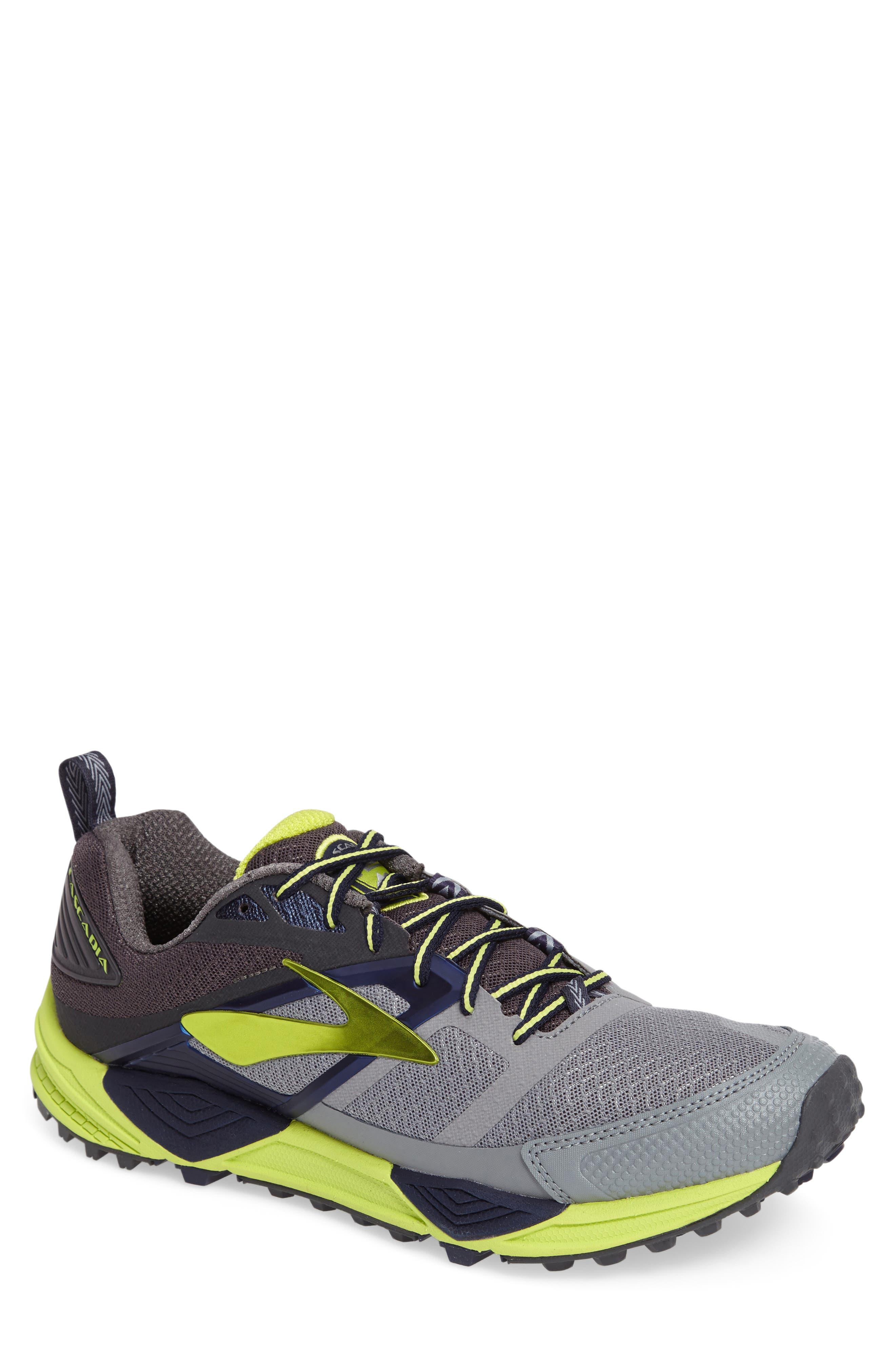 Alternate Image 1 Selected - Brooks Cascadia 12 Trail Running Shoe (Men)