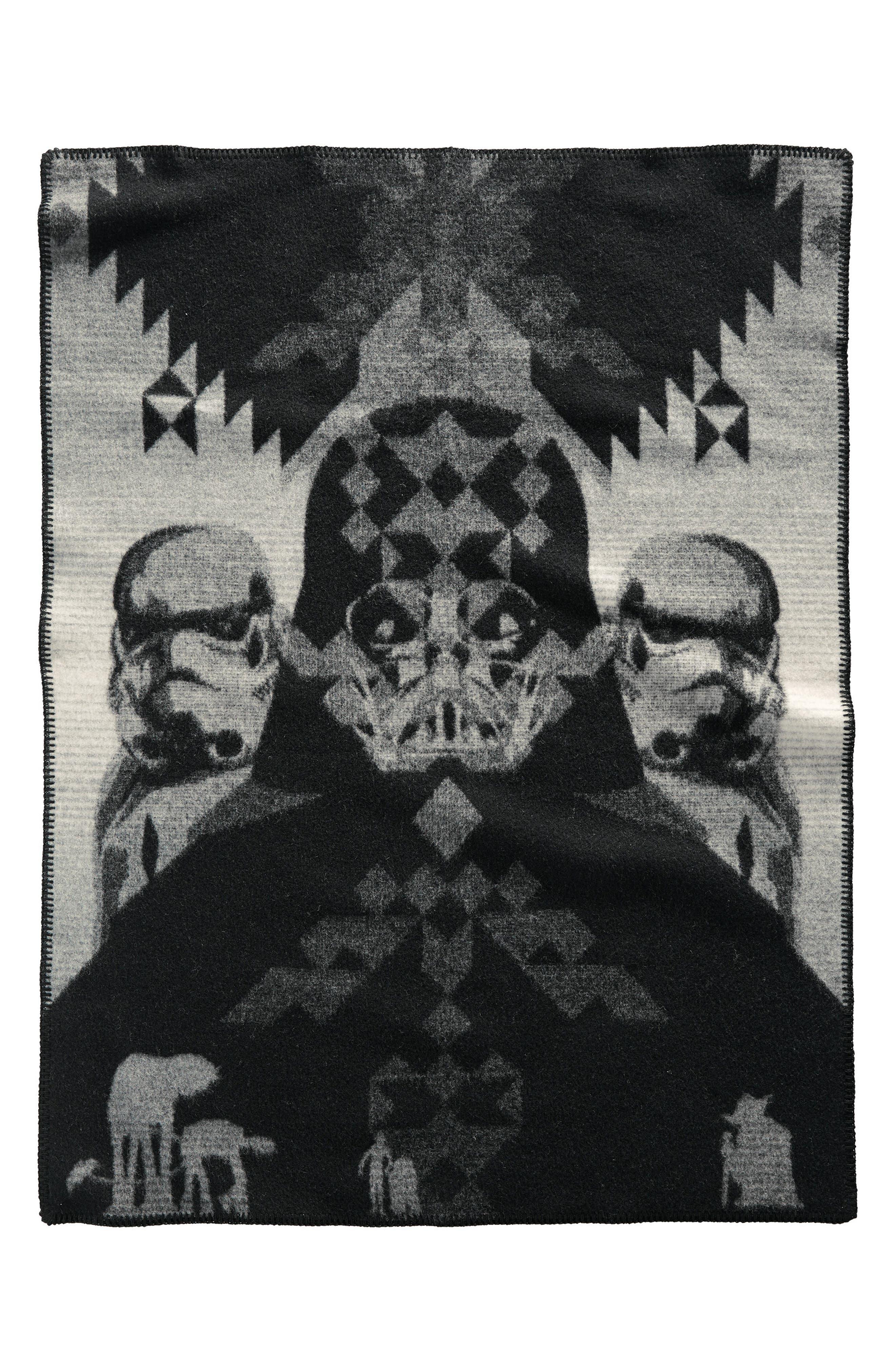 Main Image - Pendleton Star Wars™ - The Empire Strikes Back Wool Blend Baby Blanket