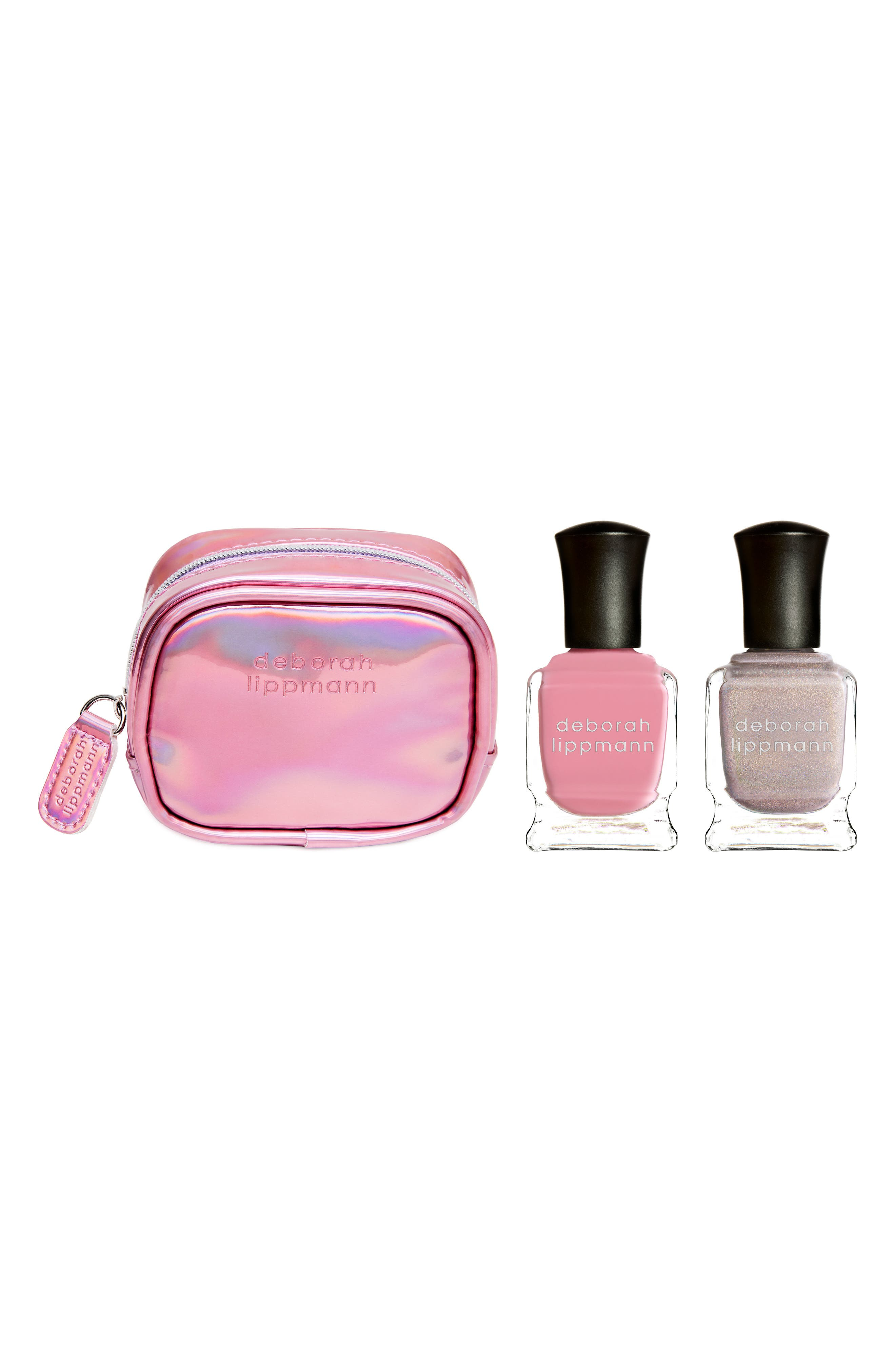 Alternate Image 1 Selected - Deborah Lippmann Hologram Girl Nail Color Duo ($24 Value)