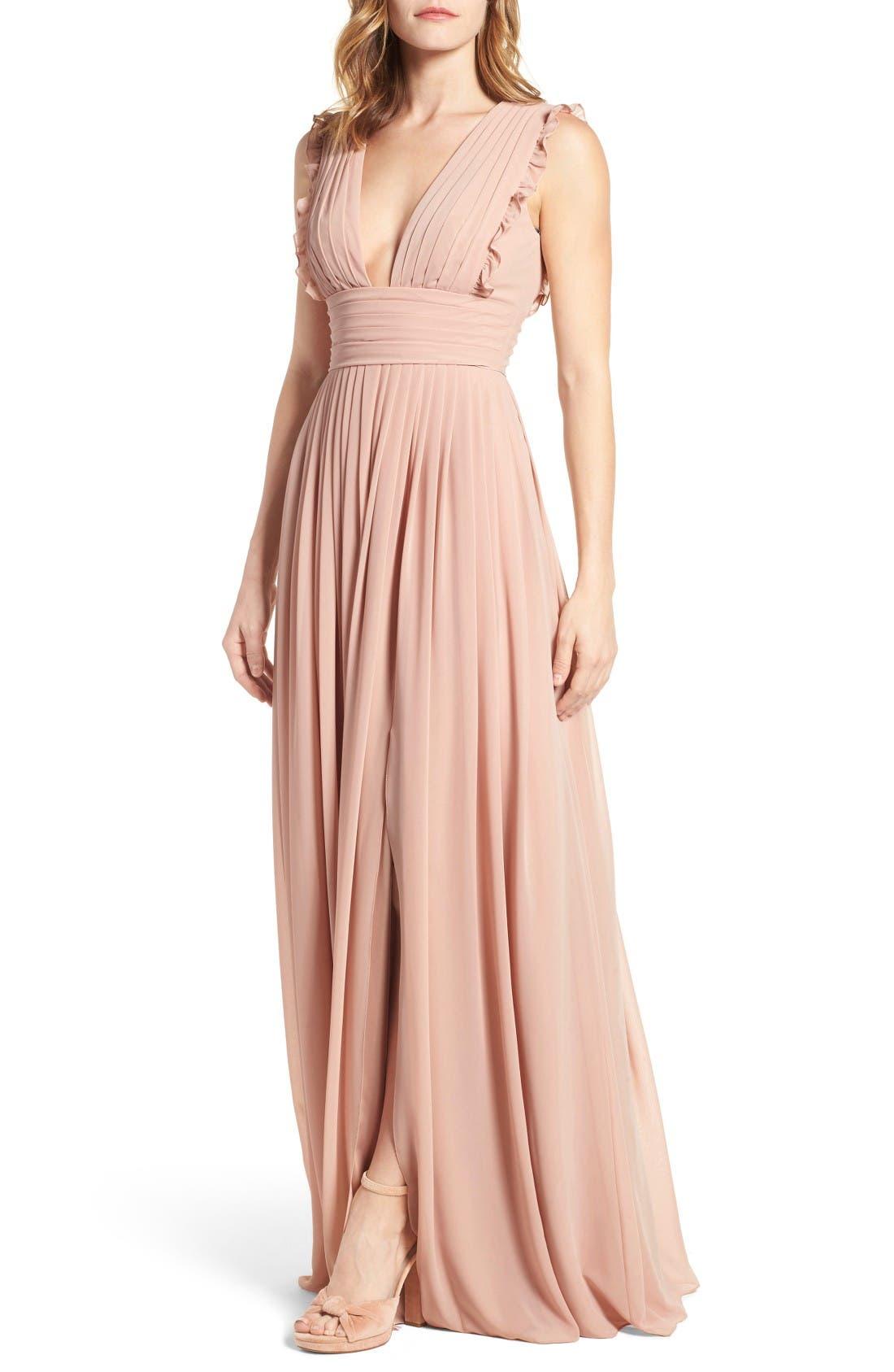 Monique lhuillier bridesmaids dresses gowns nordstrom ombrellifo Images