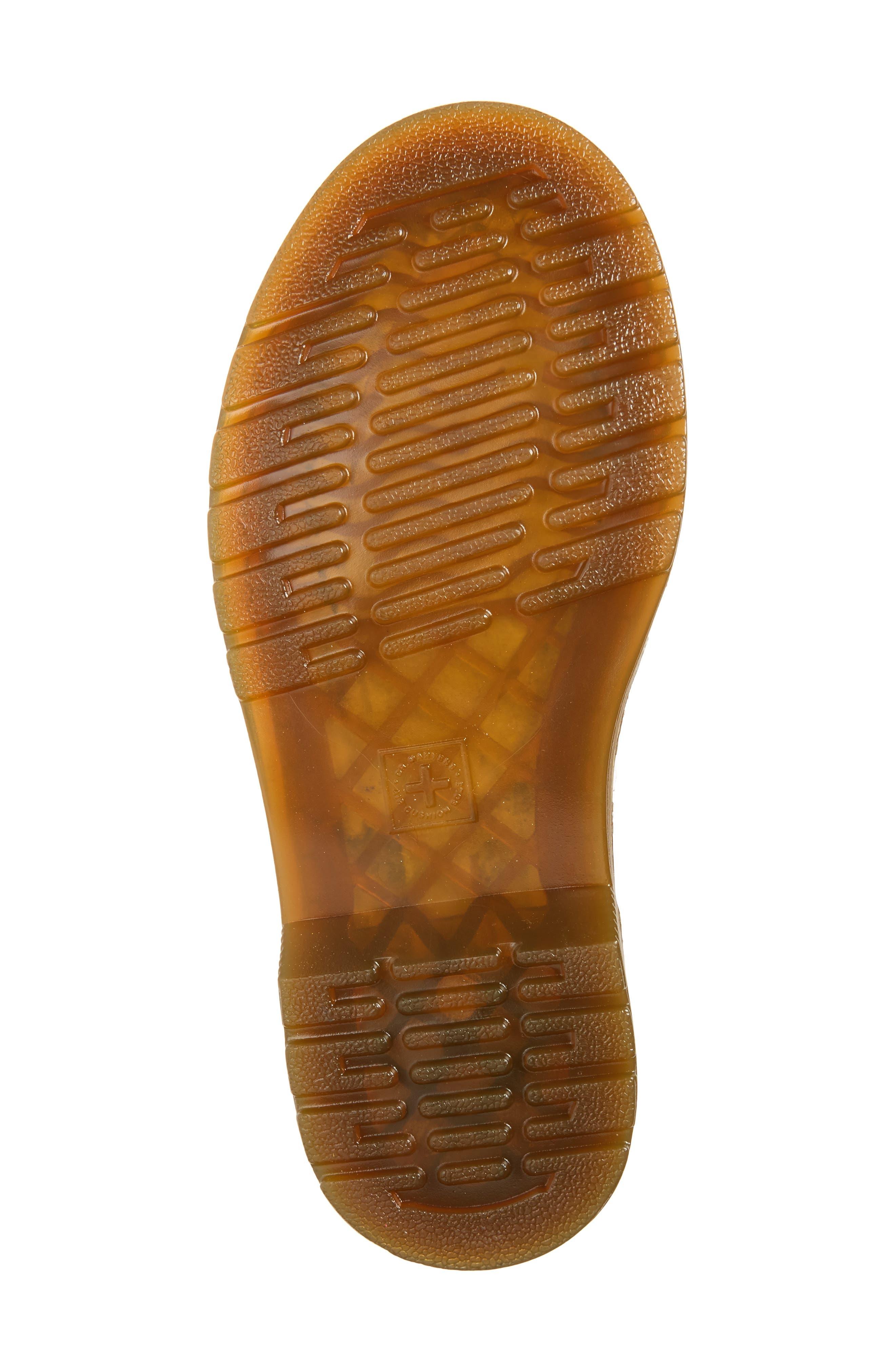 Delaney Pebbled Boot,                             Alternate thumbnail 4, color,                             White Pebble Leather