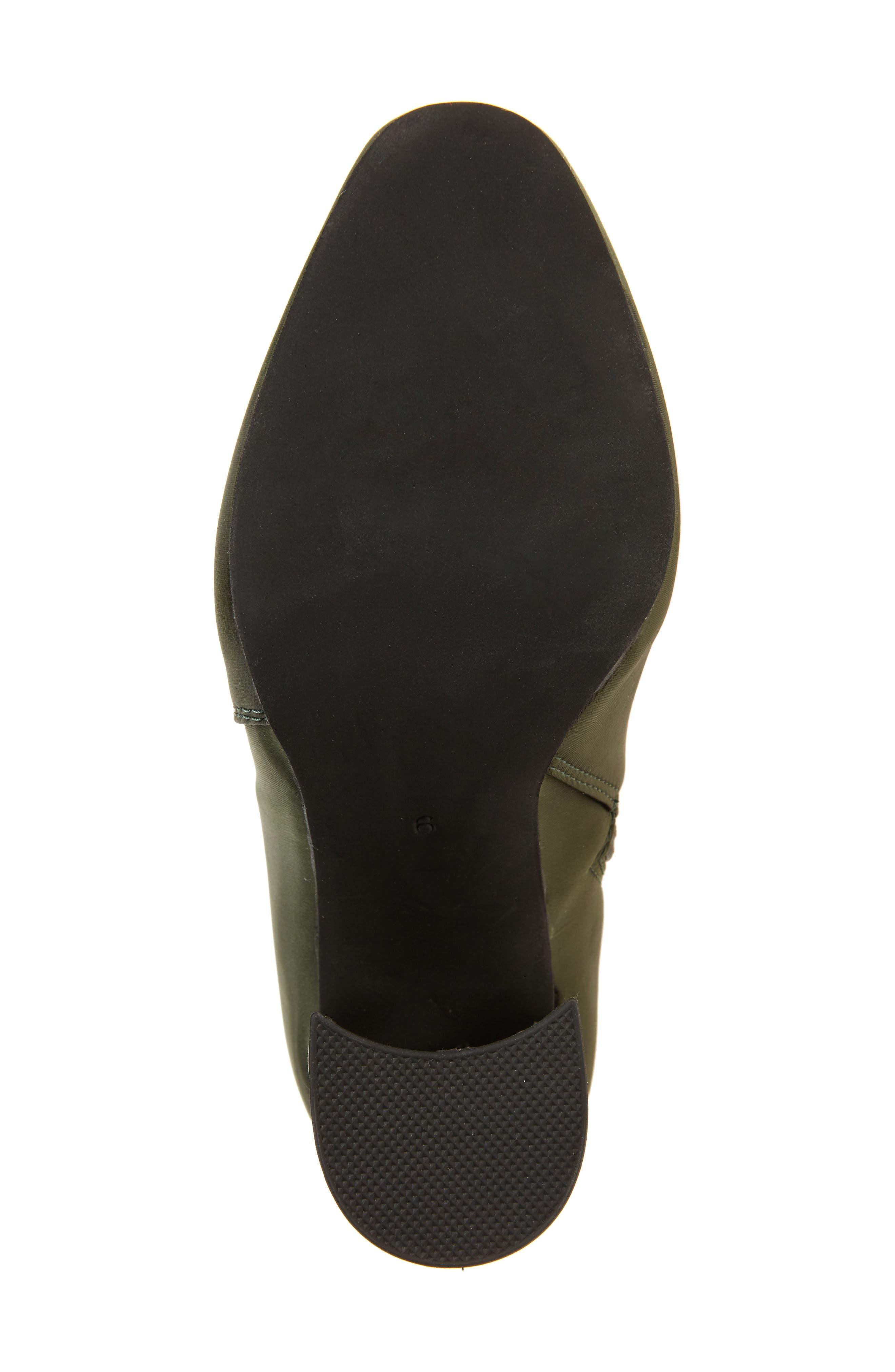 Alternate Image 4  - Jeffrey Campbell Perouze 2 Thigh High Stretch Boot (Women)