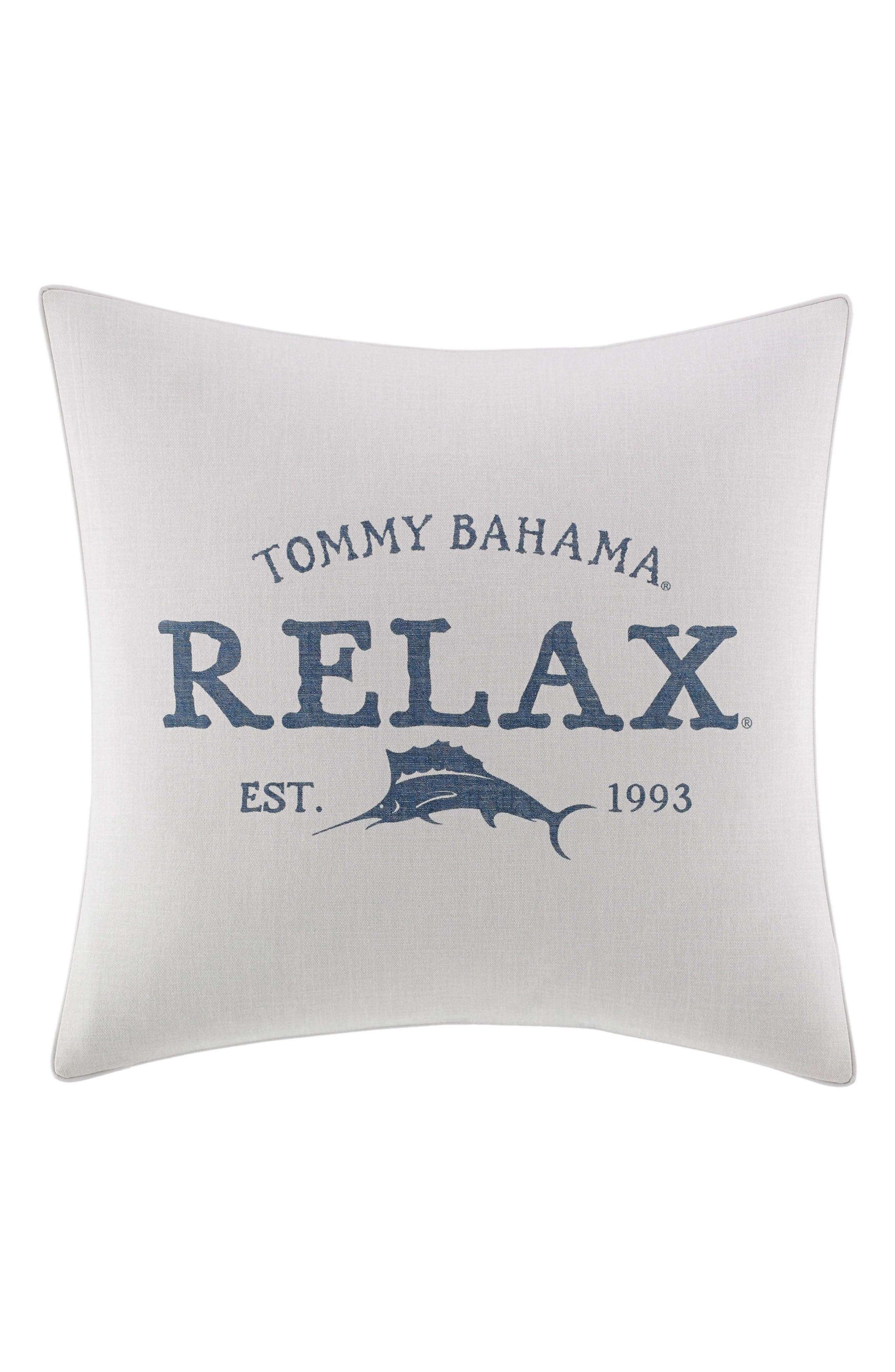 Main Image - Tommy Bahama Relax Accent Pillow
