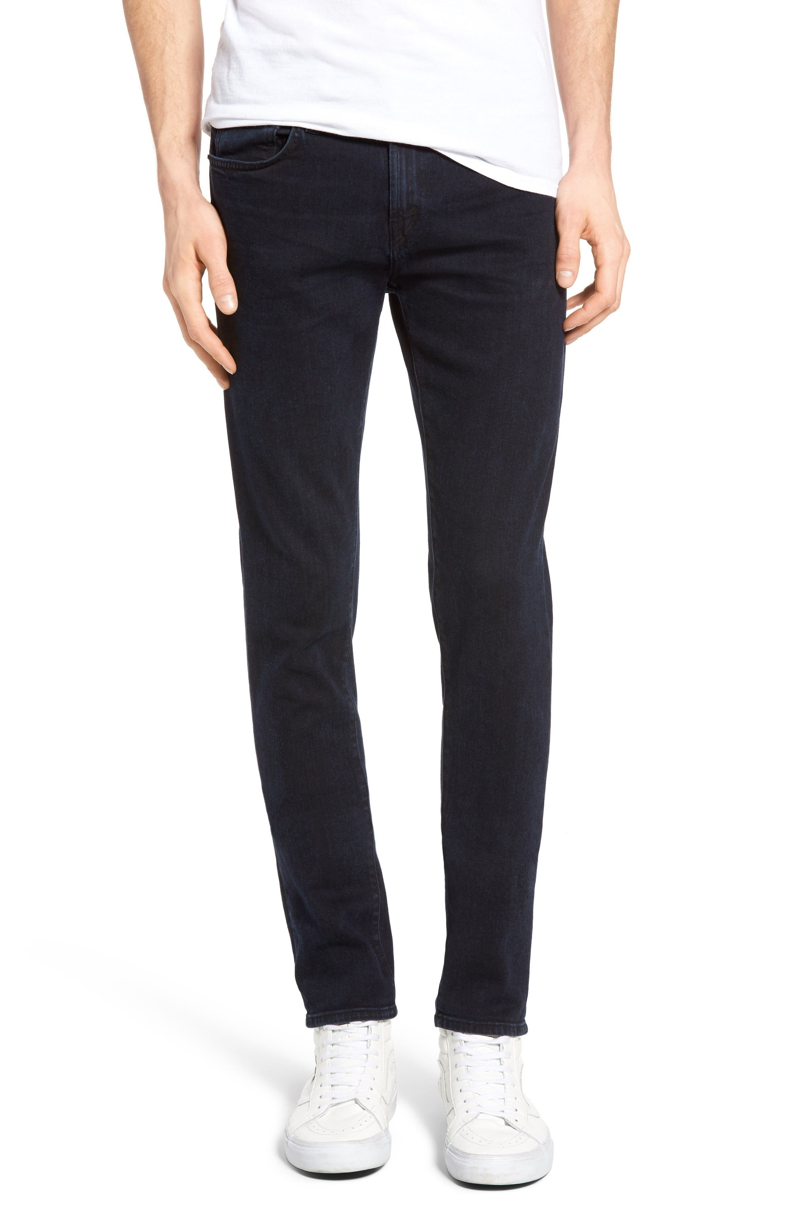 Alternate Image 1 Selected - J Brand Skinny Fit Jeans (Caput)
