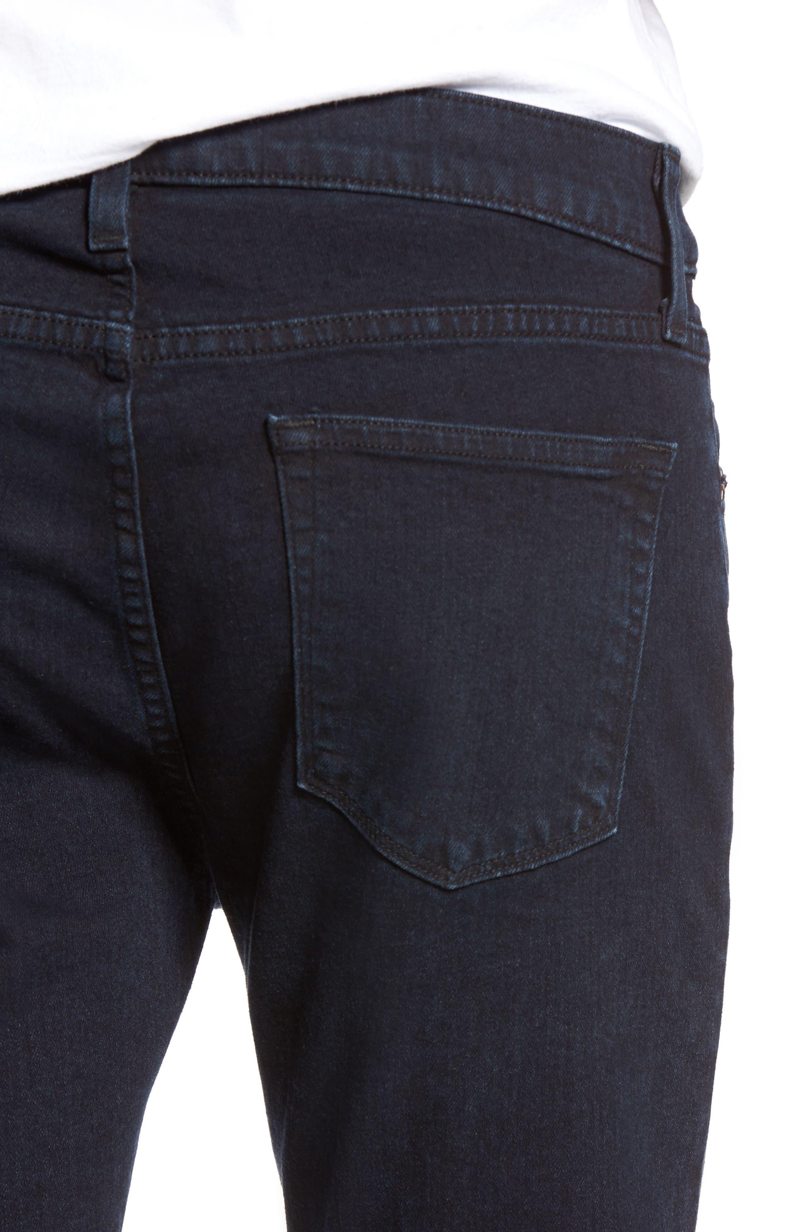 Alternate Image 4  - J Brand Skinny Fit Jeans (Caput)