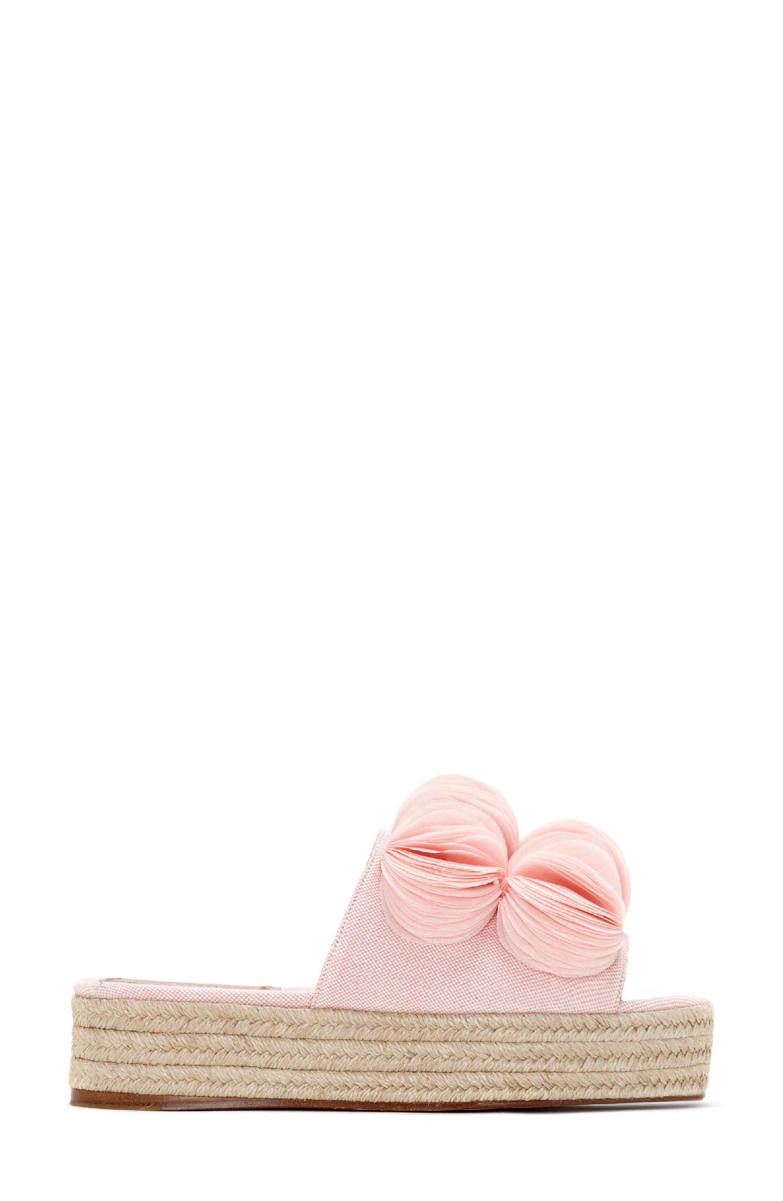 Alternate Image 2  - Mercedes Castillo Espadrille Platform Sandal (Women)