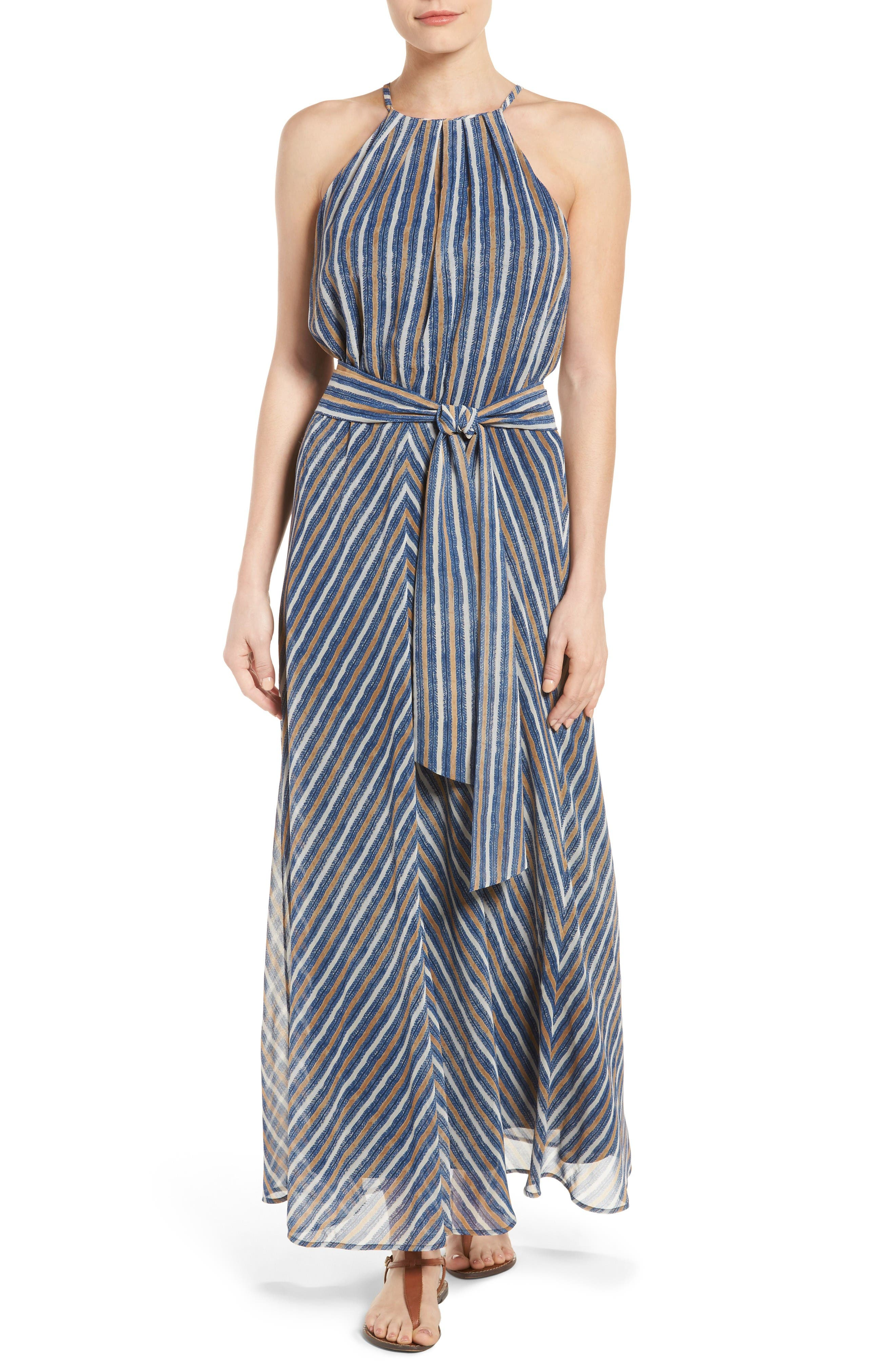 Tommy Bahama Ouzo Crazy Maxi Dress