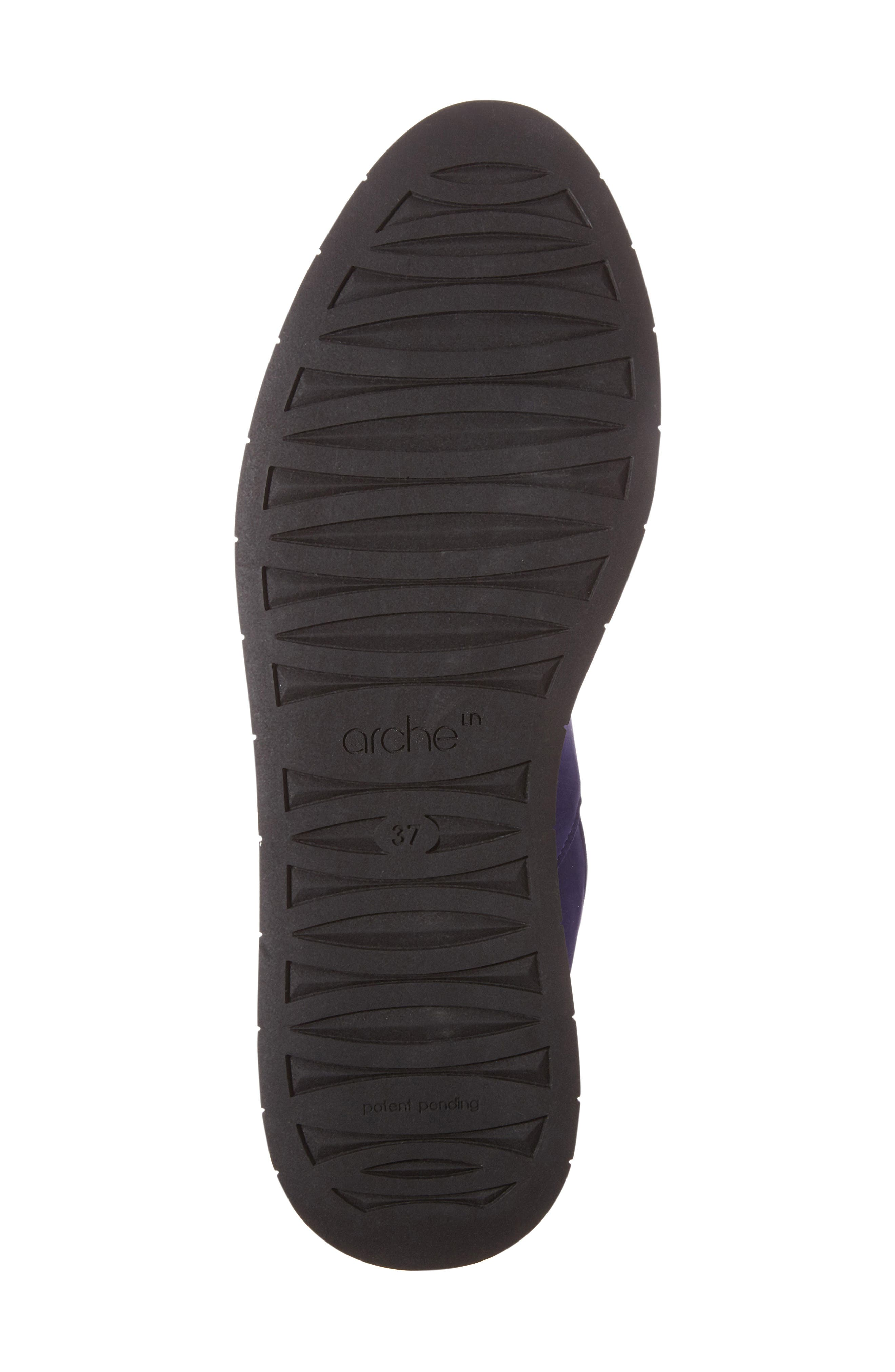 Alternate Image 4  - Arche 'Situ' Wedge High Top Sneaker (Women)