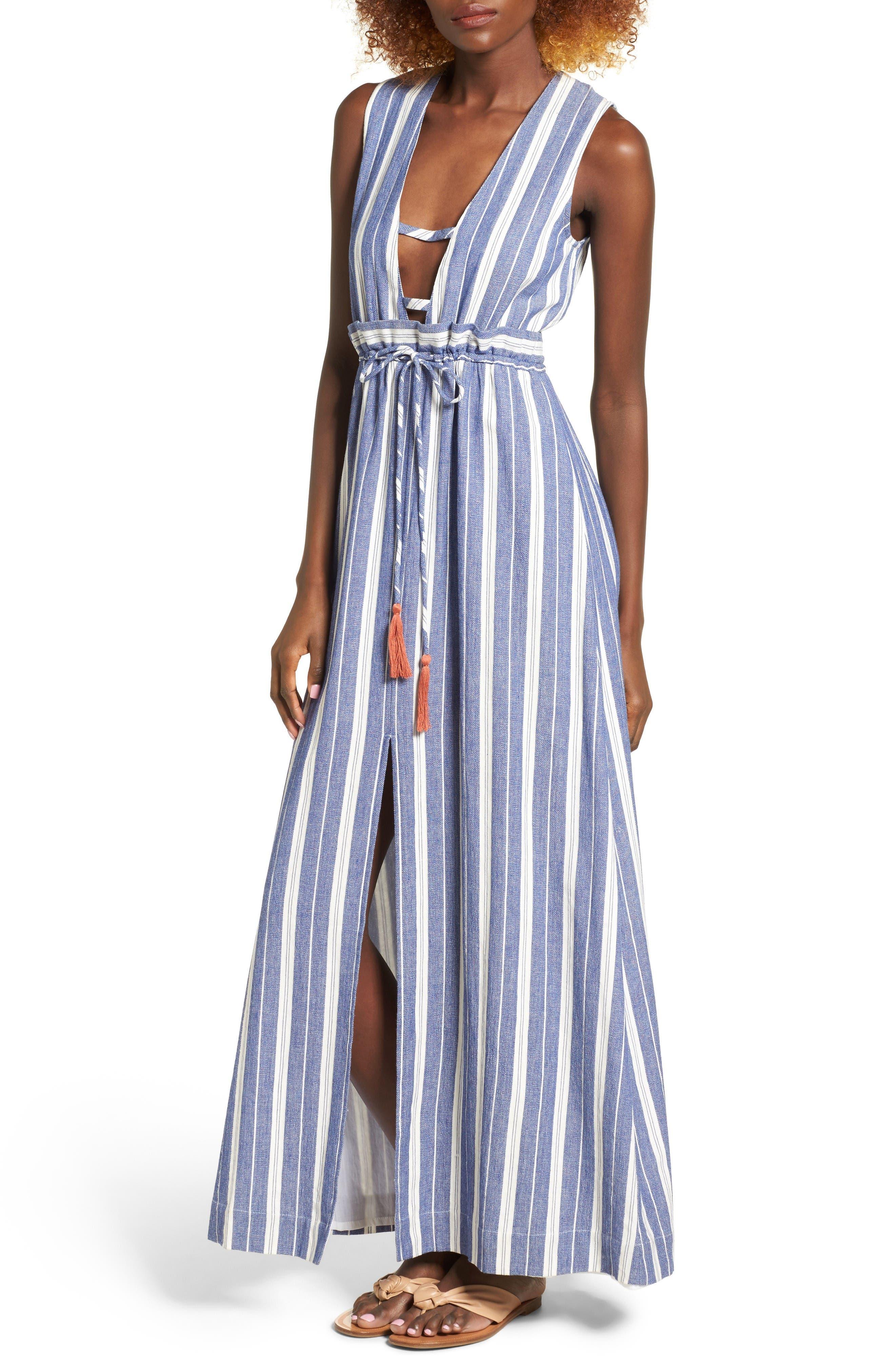 Main Image - Tularosa Essie Stripe Maxi Dress