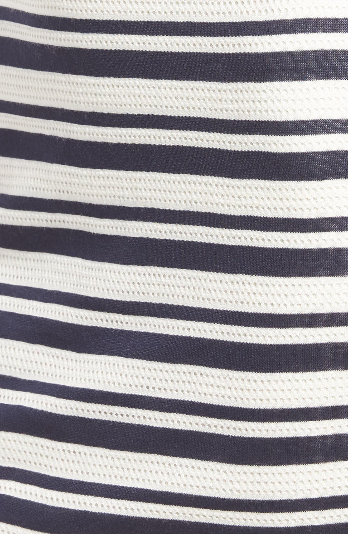 Alternate Image 5  - Splendid Topsail Stripe Body-Con Dress