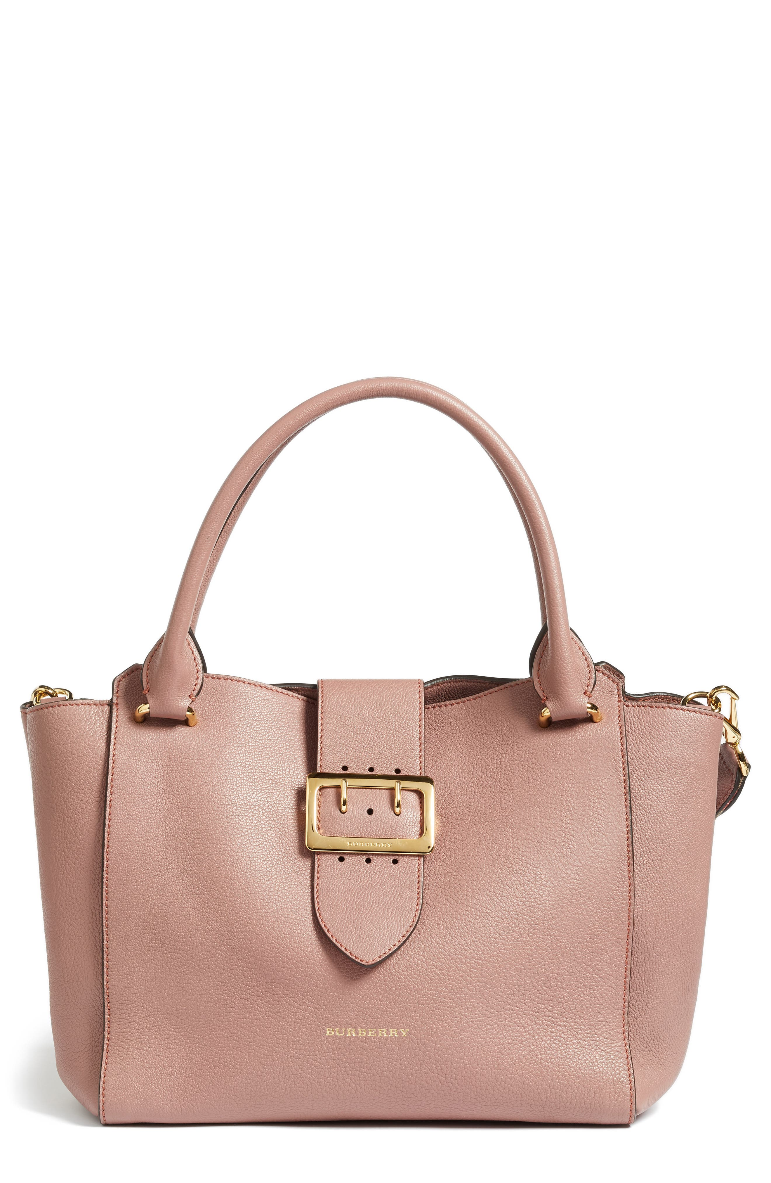 Alternate Image 1 Selected - Burberry Medium Buckle Tote