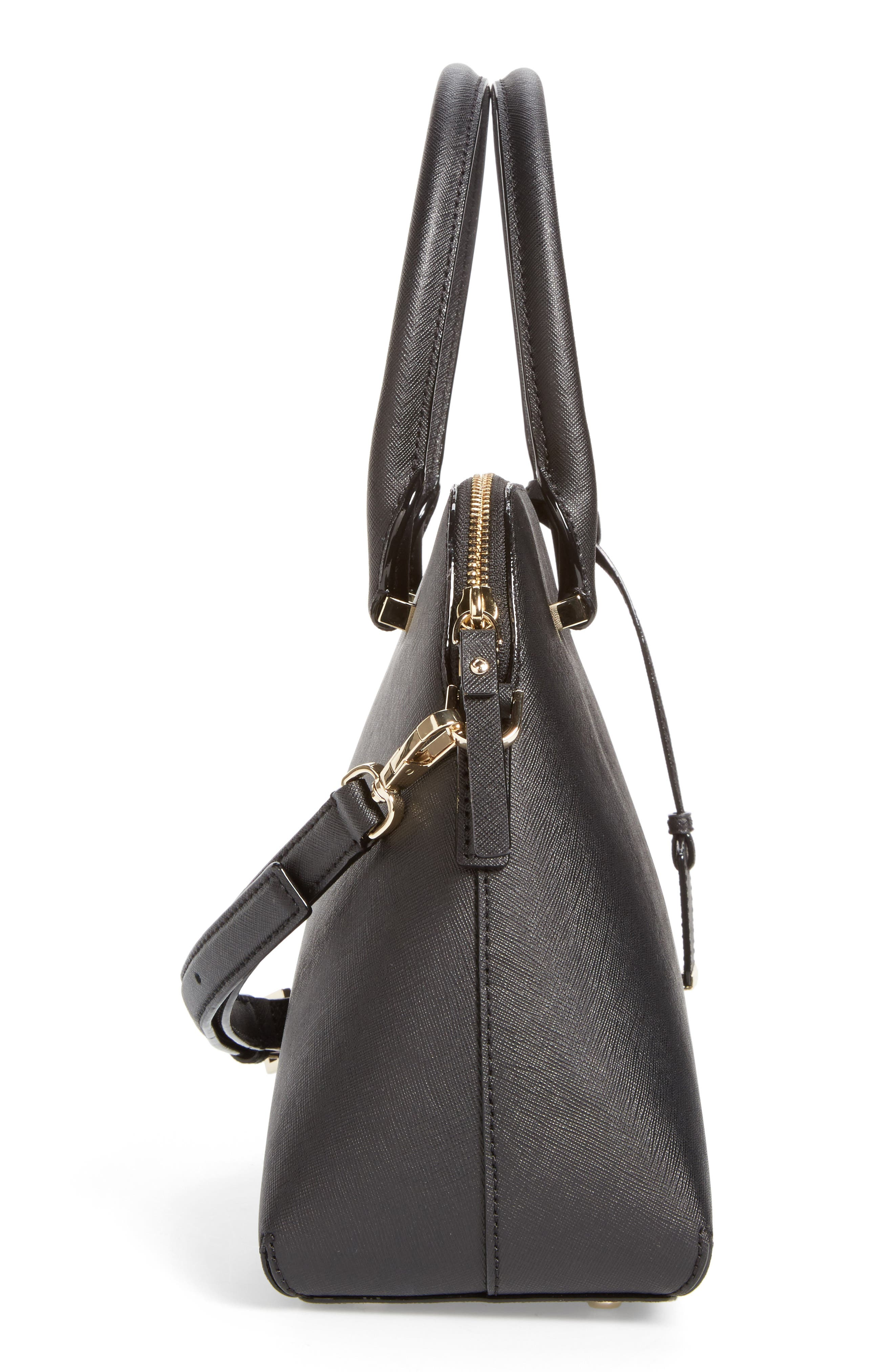 Alternate Image 5  - kate spade new york cameron street maise leather satchel
