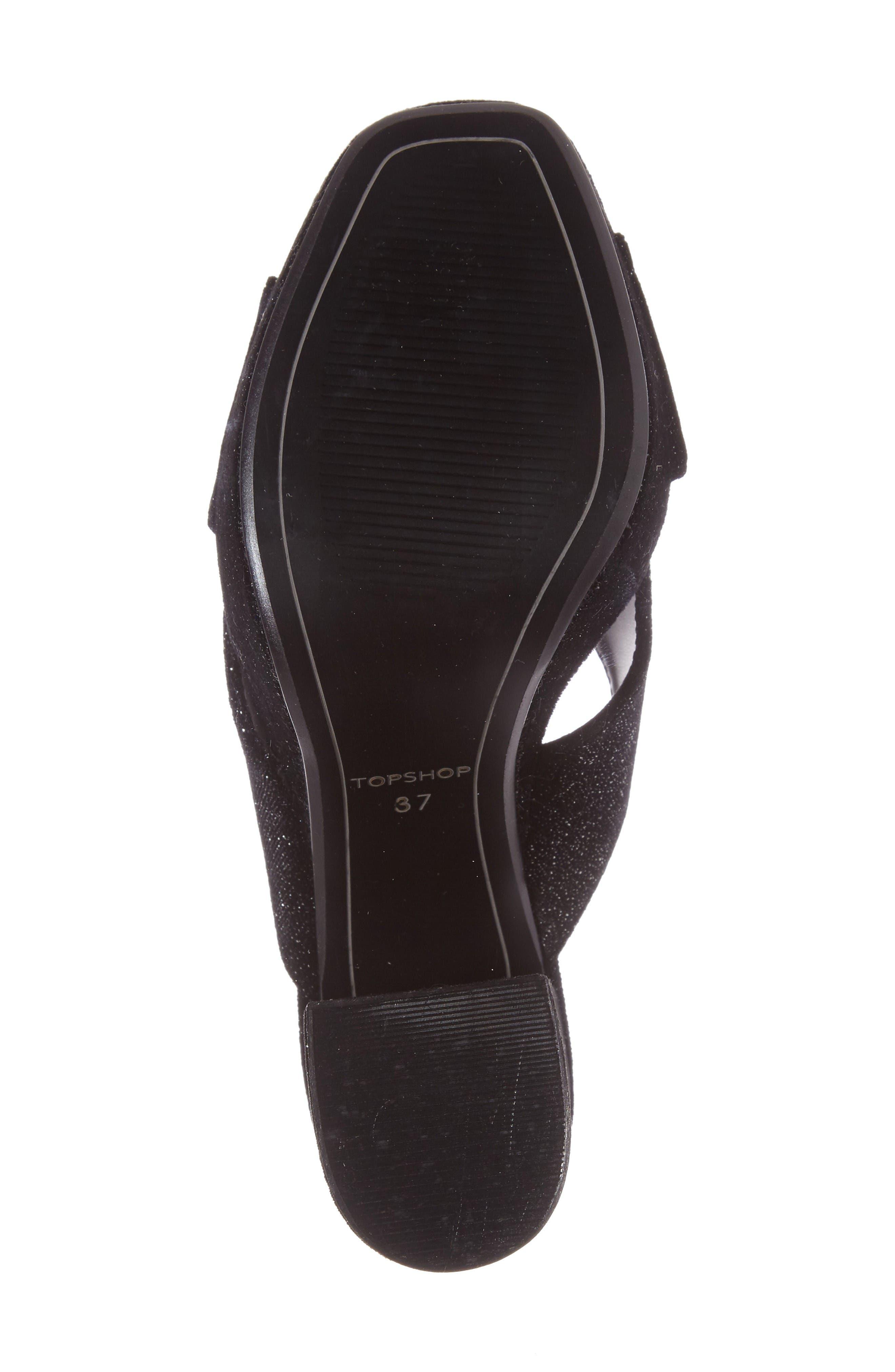 Alternate Image 4  - Topshop Miss X Platform Sandal (Women)
