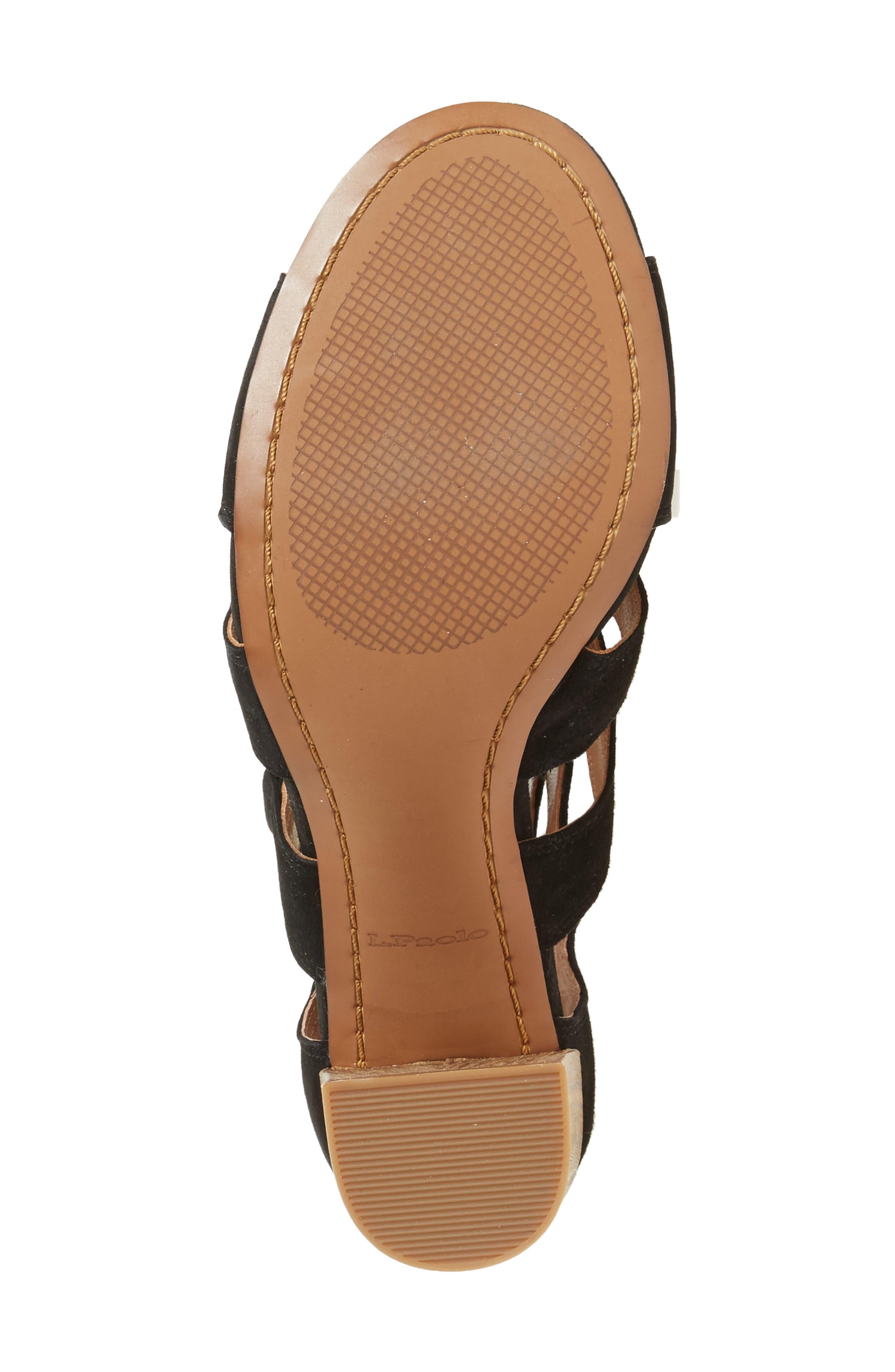 Alternate Image 4  - Linea Paolo Hawley Cutout Sandal (Women)