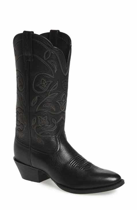 f20351779600 Ariat Heritage Western R-Toe Boot (Women)