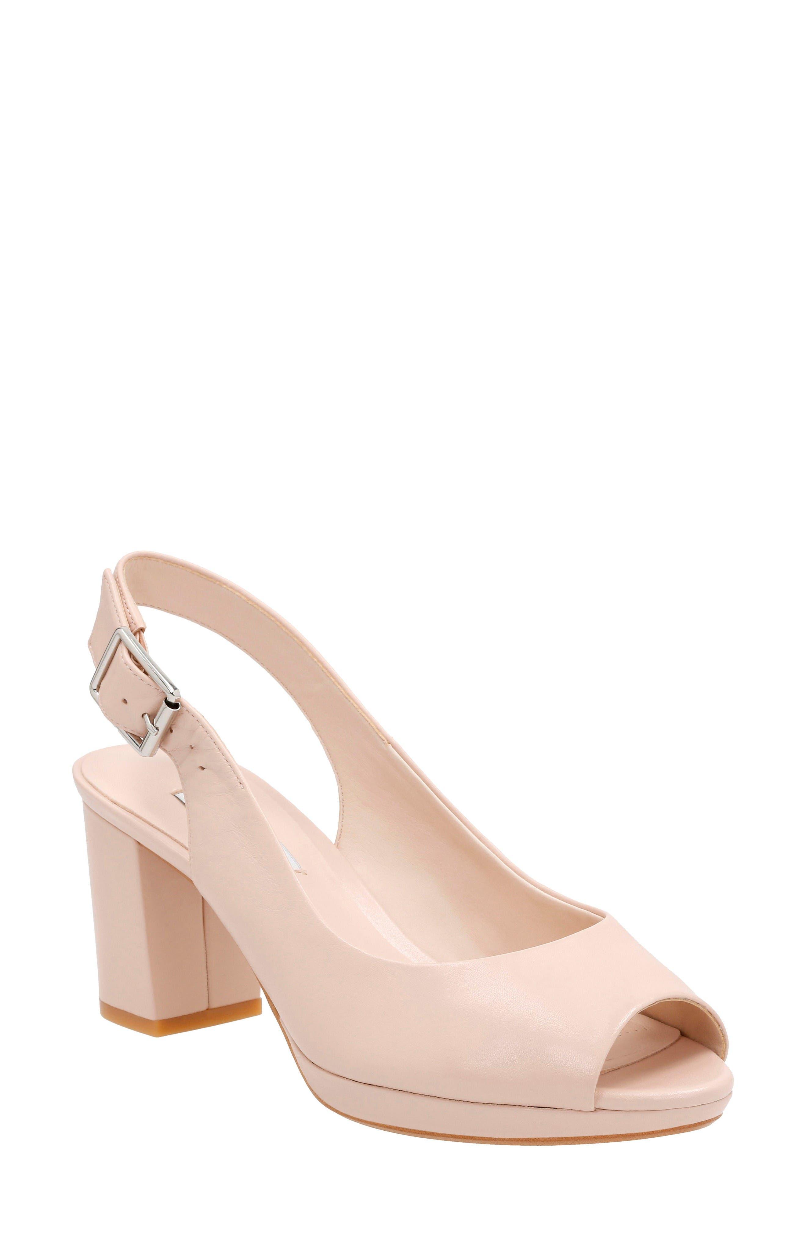 CLARKS<SUP>®</SUP> Kelda Slingback Sandal