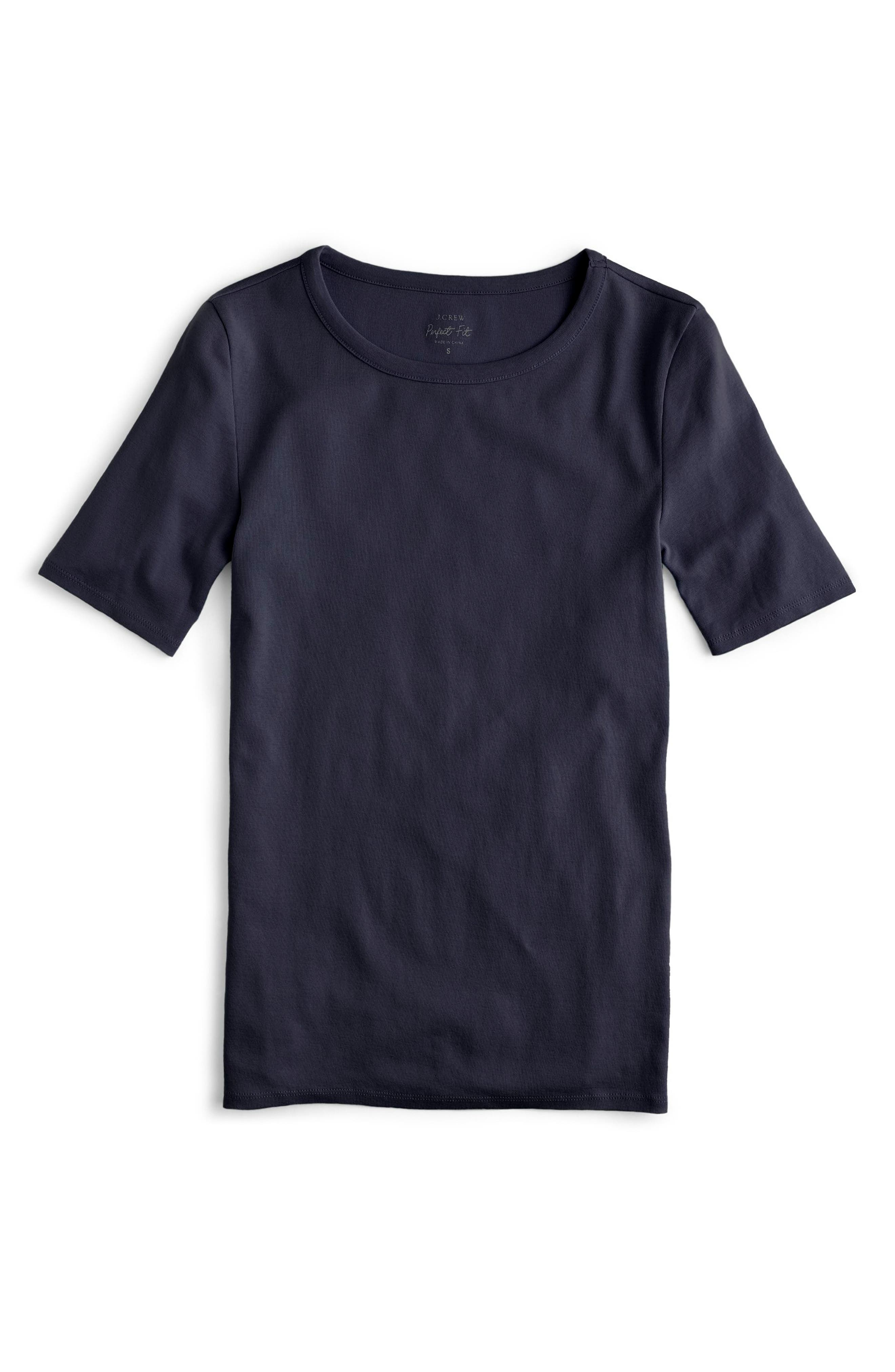 Alternate Image 2  - J.Crew New Perfect Fit T-Shirt