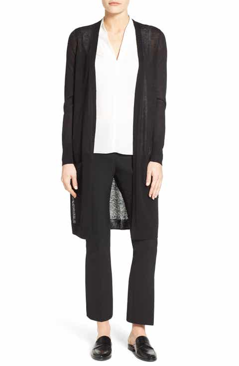Women's Black Cardigan Sweaters | Nordstrom