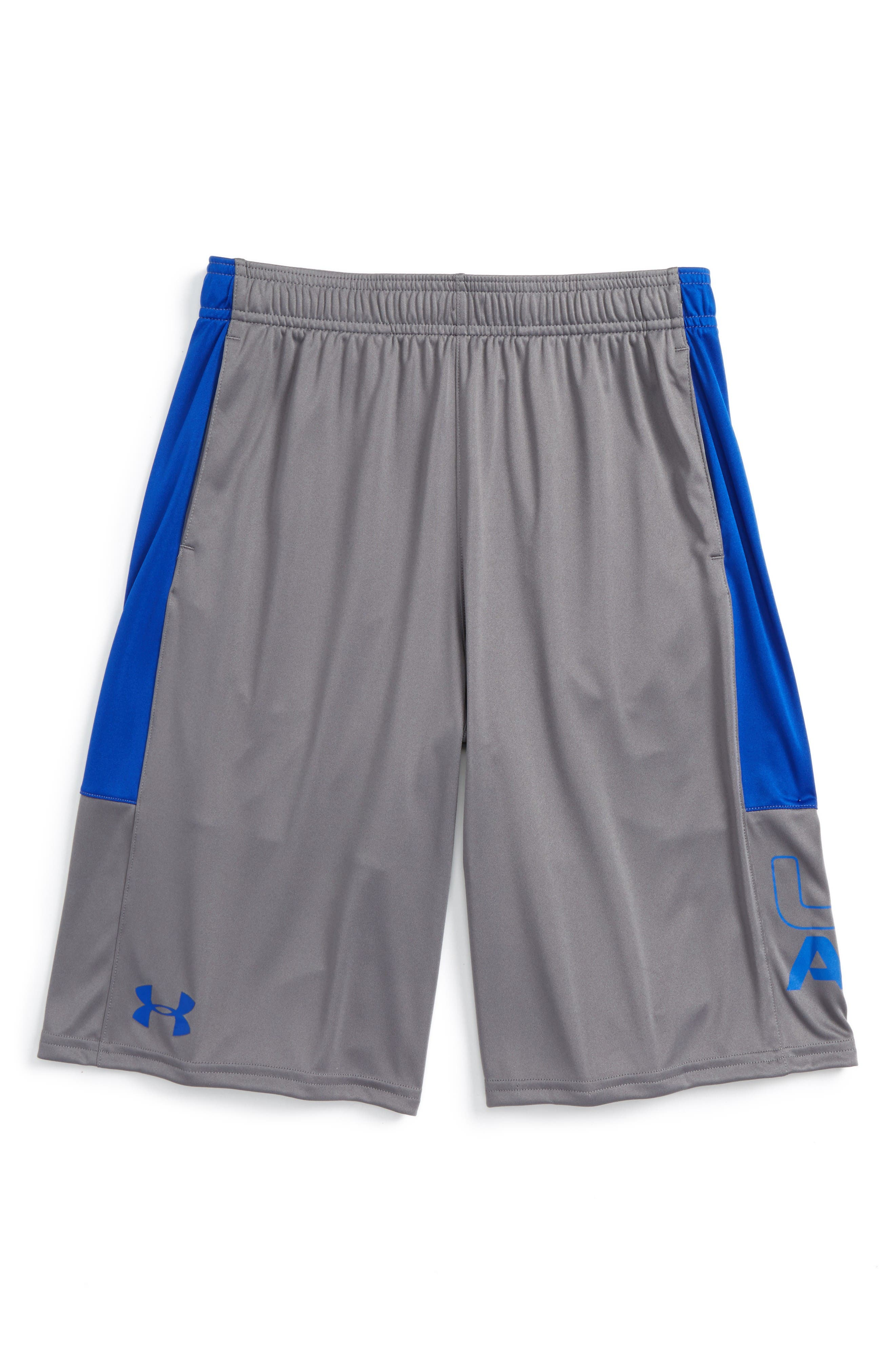 Under Armour Stunt HeatGear® Shorts (Little Boys & Big Boys)