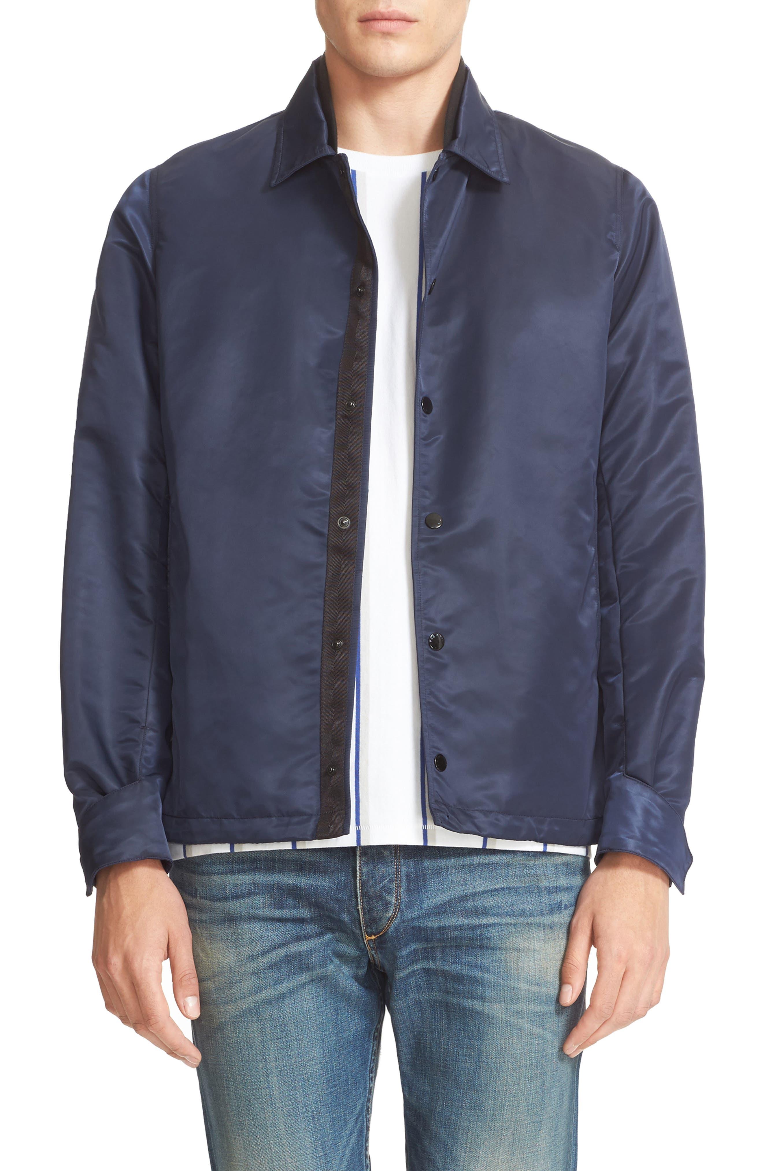 rag & bone Matty Nylon Jacket
