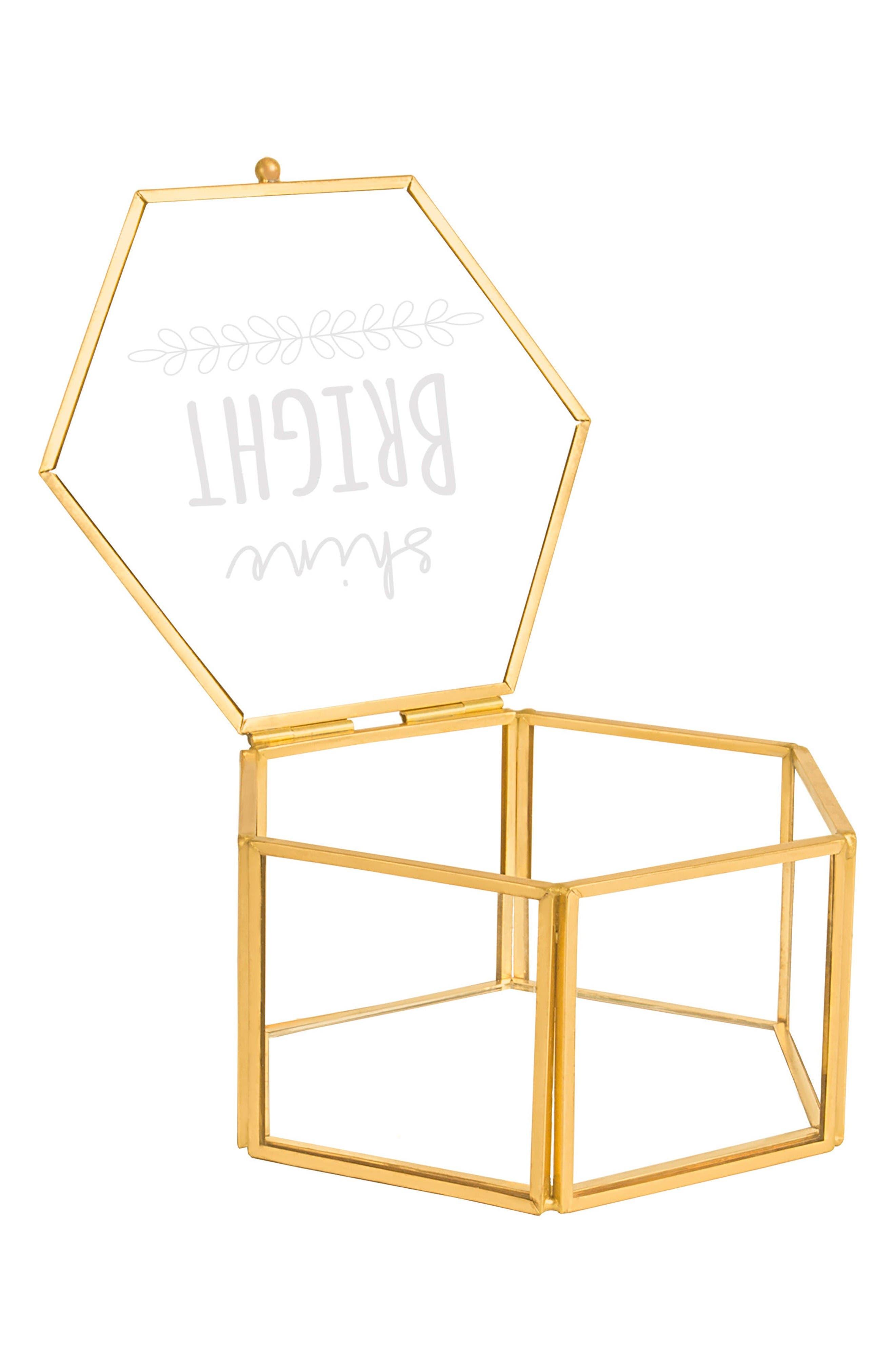 Alternate Image 3  - Cathy's Concepts Shine Bright Keepsake Box