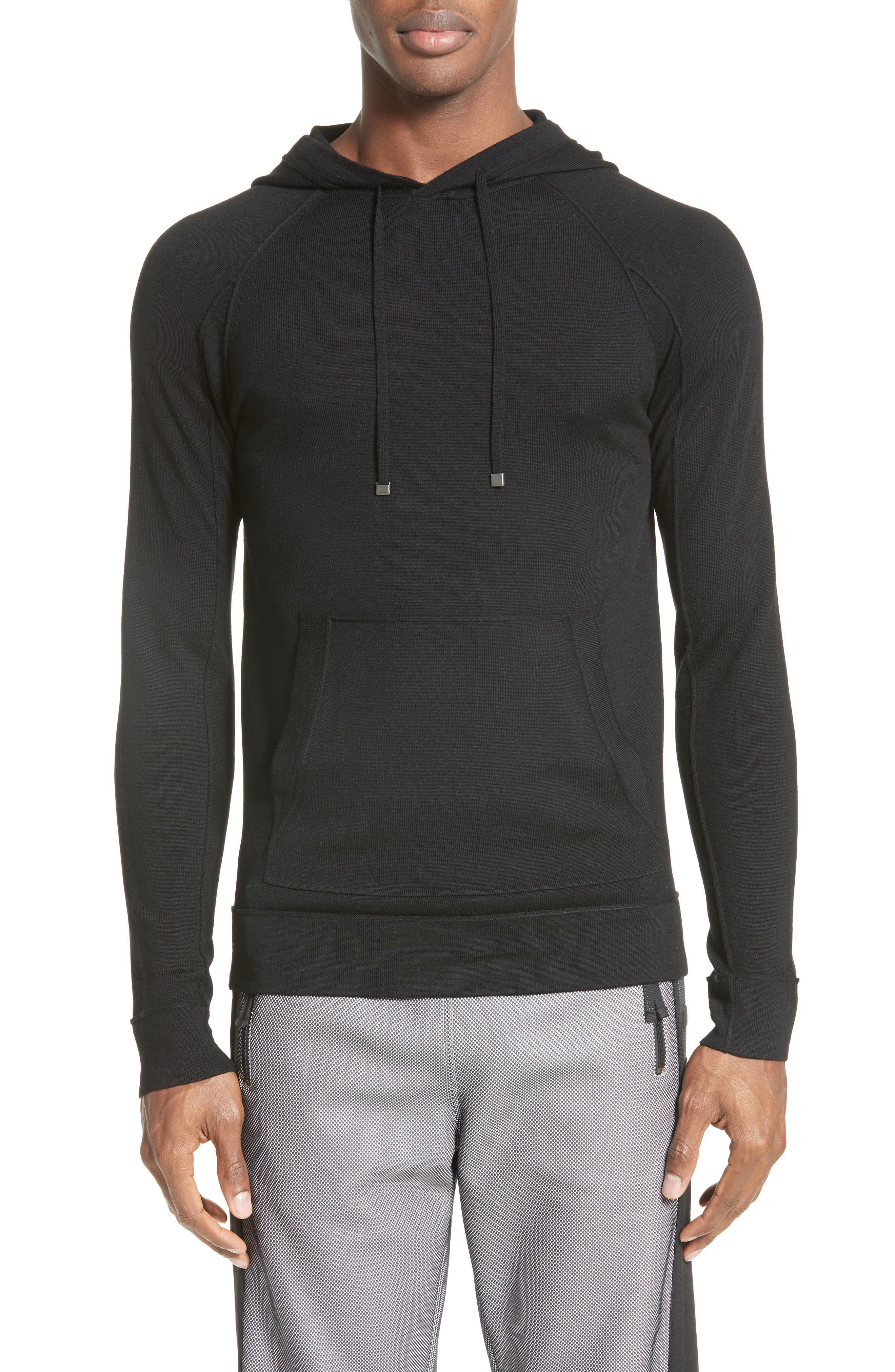 HELMUT LANG Hooded Pullover