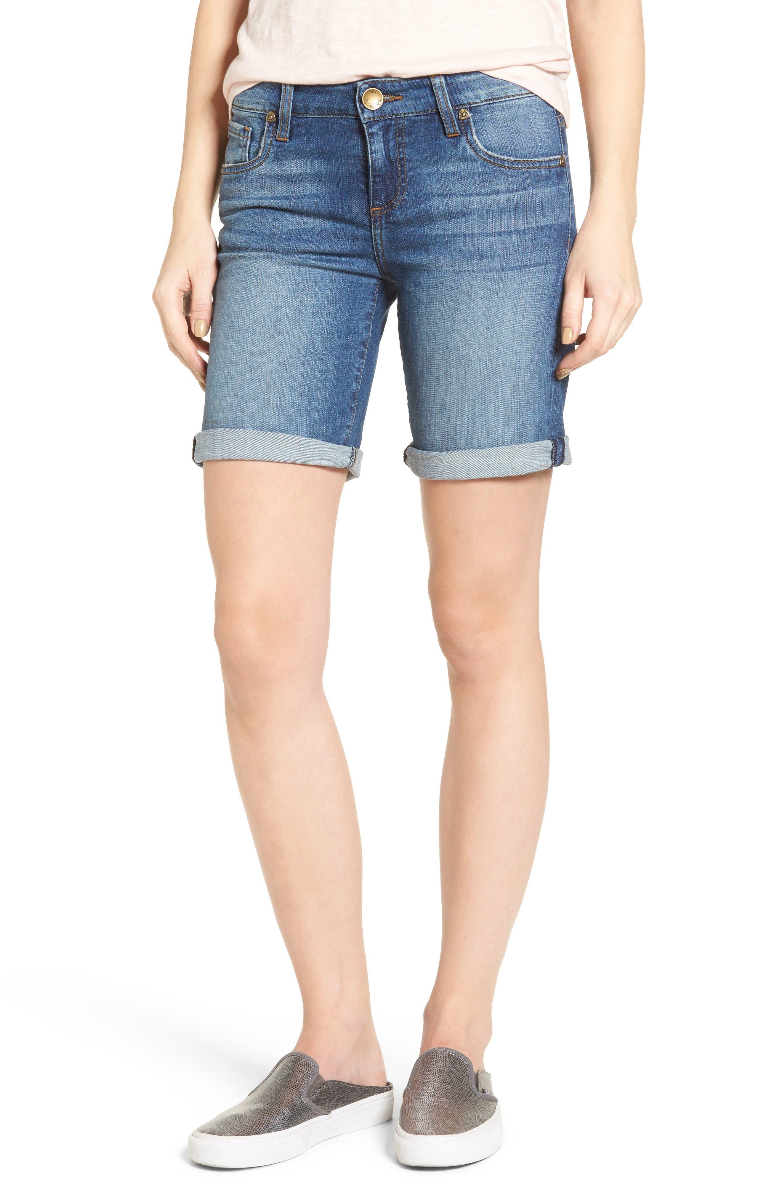 KUT from the Kloth Boyfriend Shorts (Feminine) (Regular & Petite)