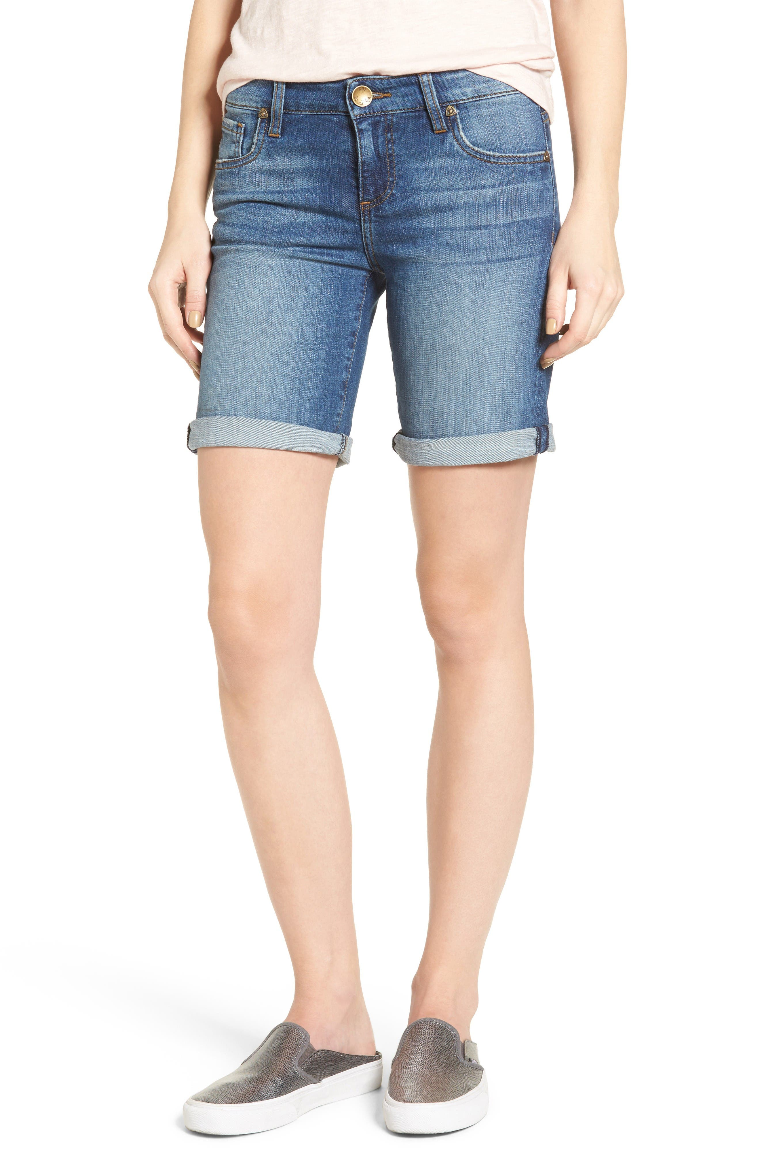 KUT from the Kloth Boyfriend Shorts (Feminine) (Regular & Petite)