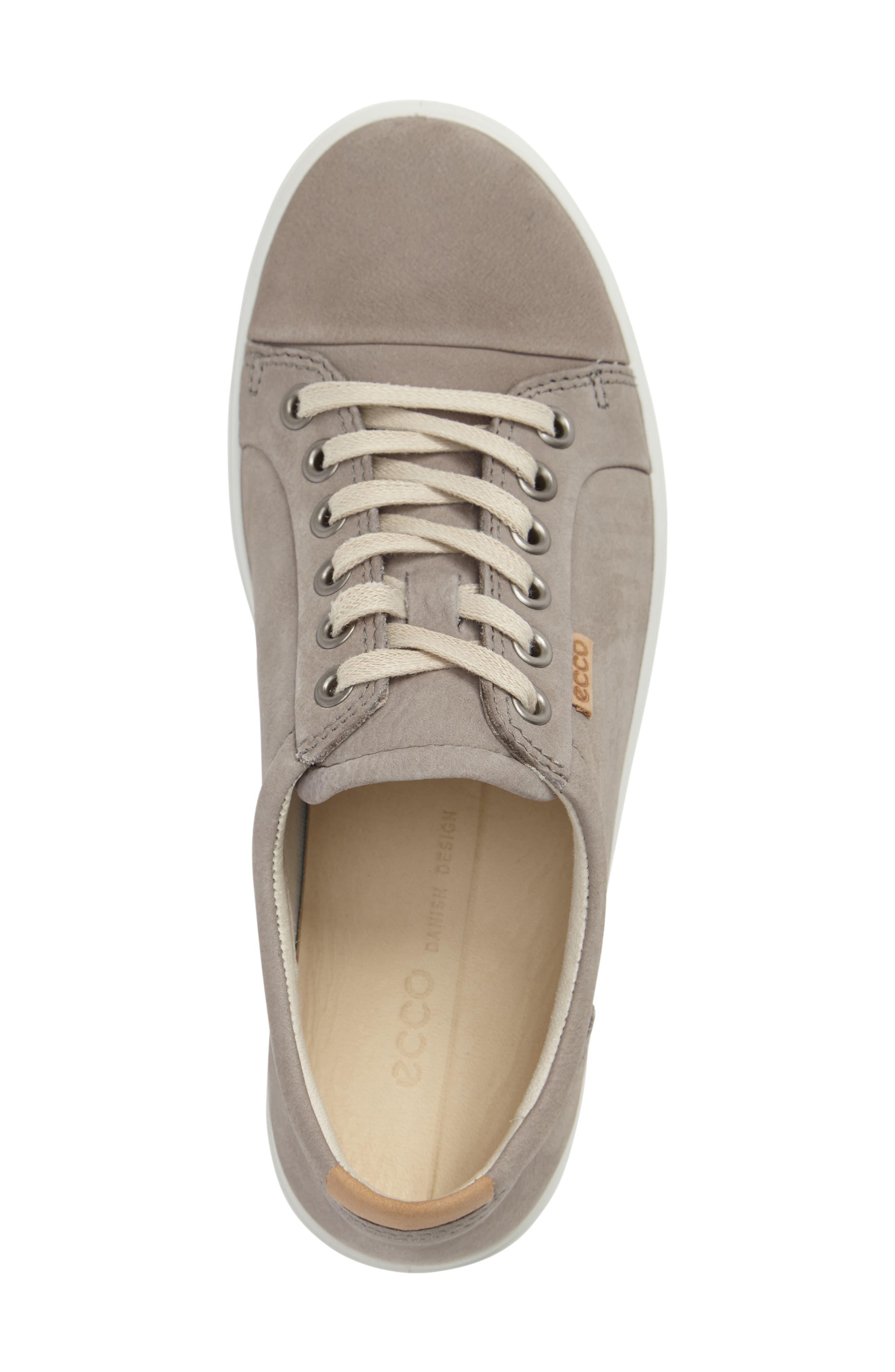 Alternate Image 3  - ECCO 'Soft 7' Cap Toe Sneaker (Women)