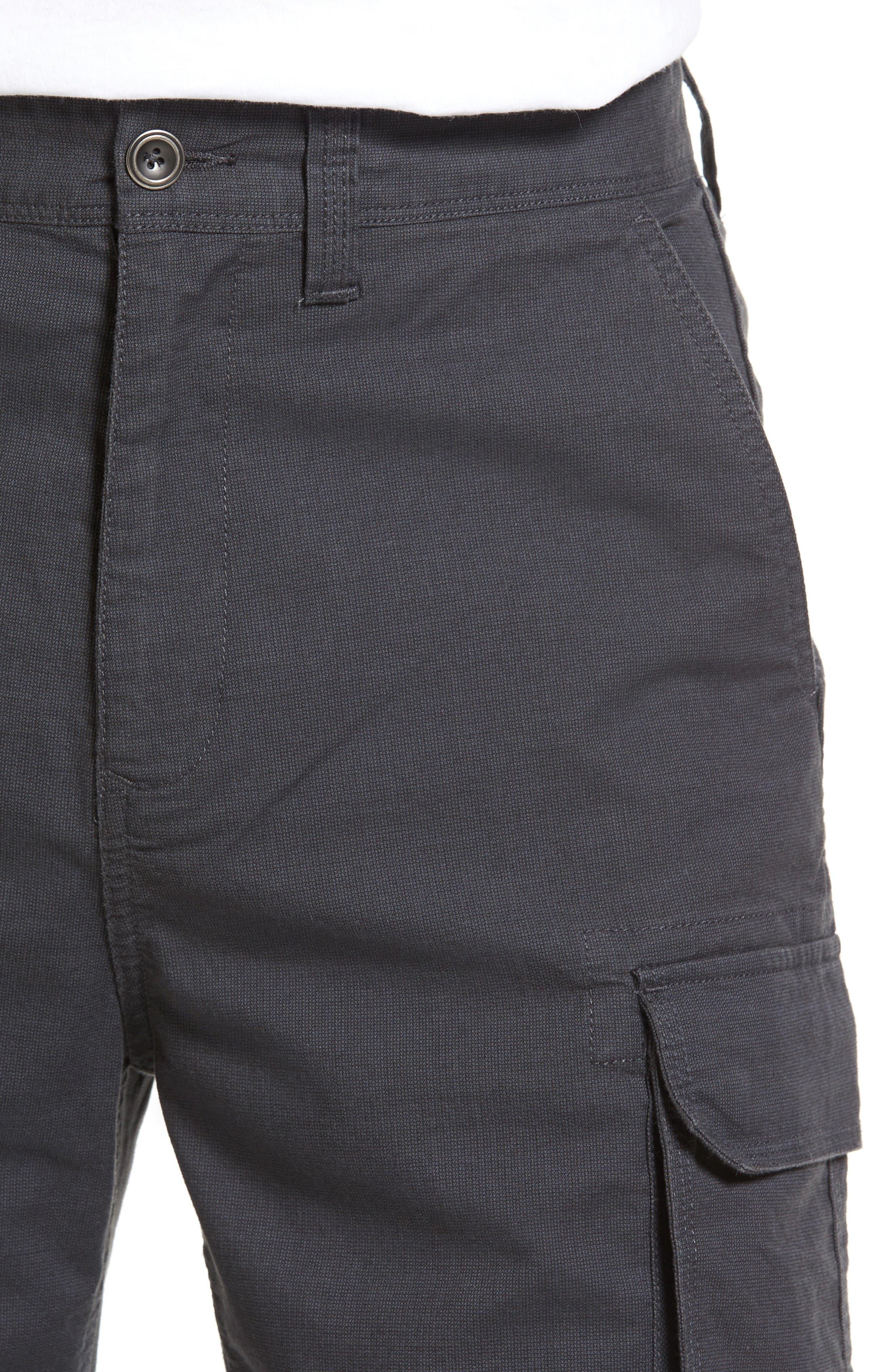 Ludstone Cargo Shorts,                             Alternate thumbnail 4, color,                             Blue Graphite