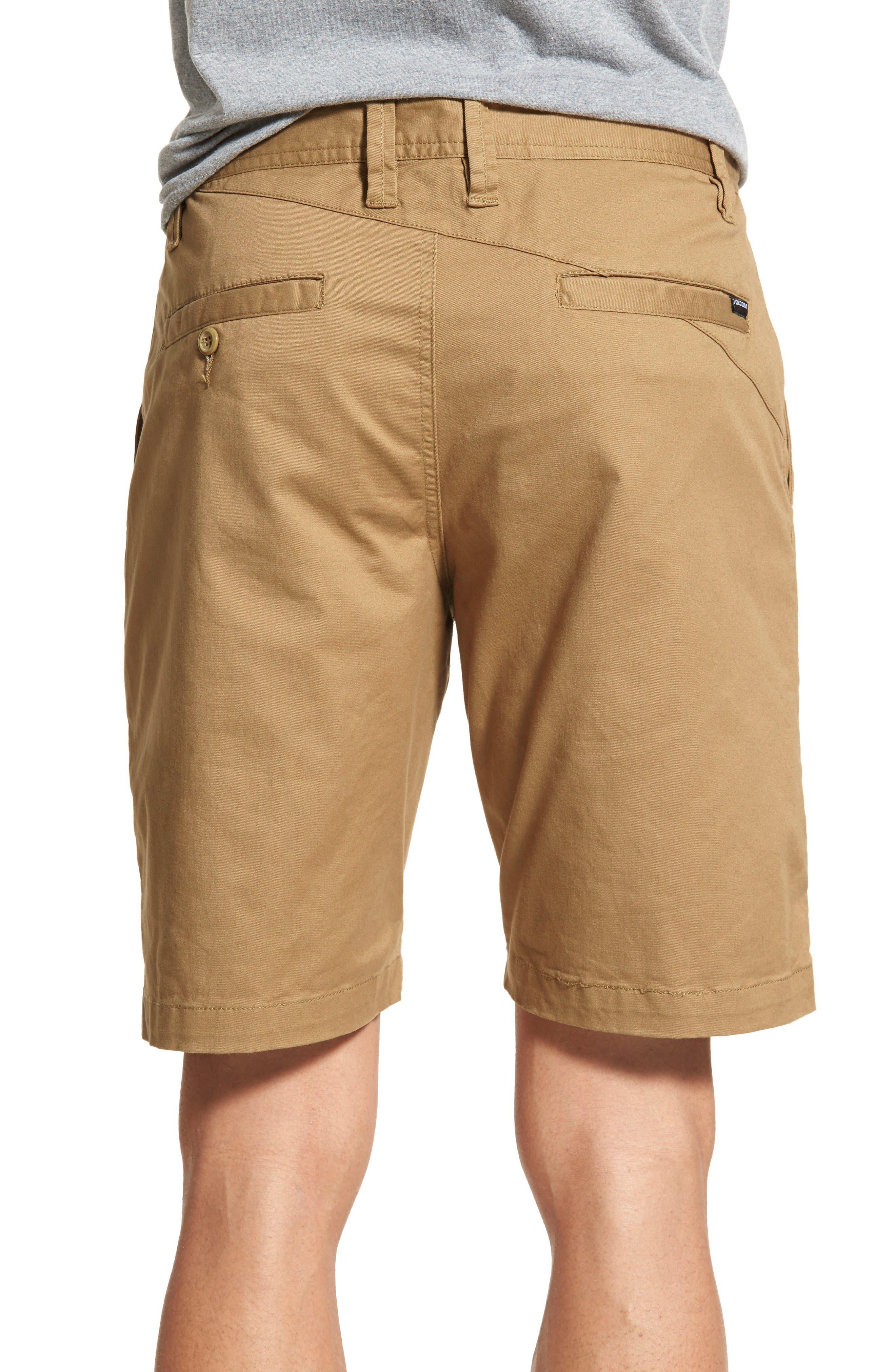 Alternate Image 2  - Volcom Lightweight Shorts