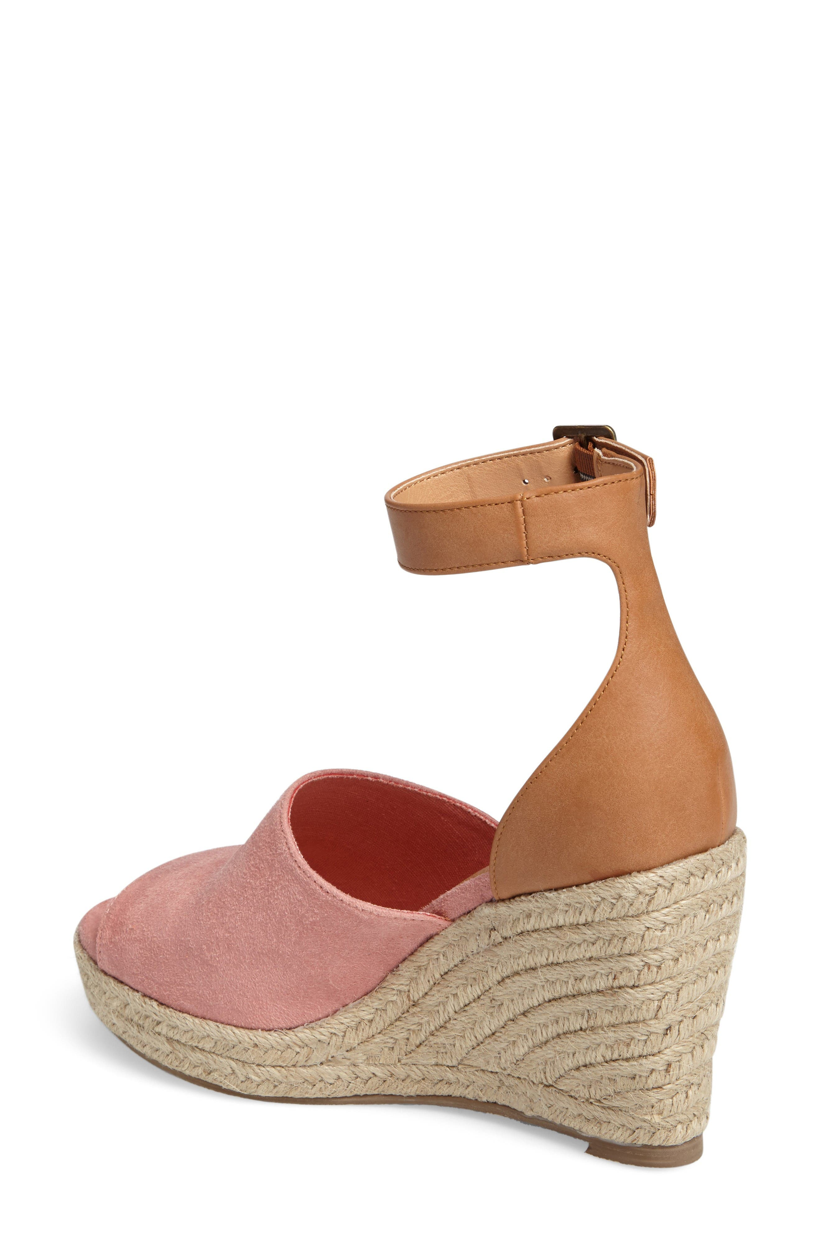 Alternate Image 2  - Matisse Flamingo Wedge Sandal (Women)