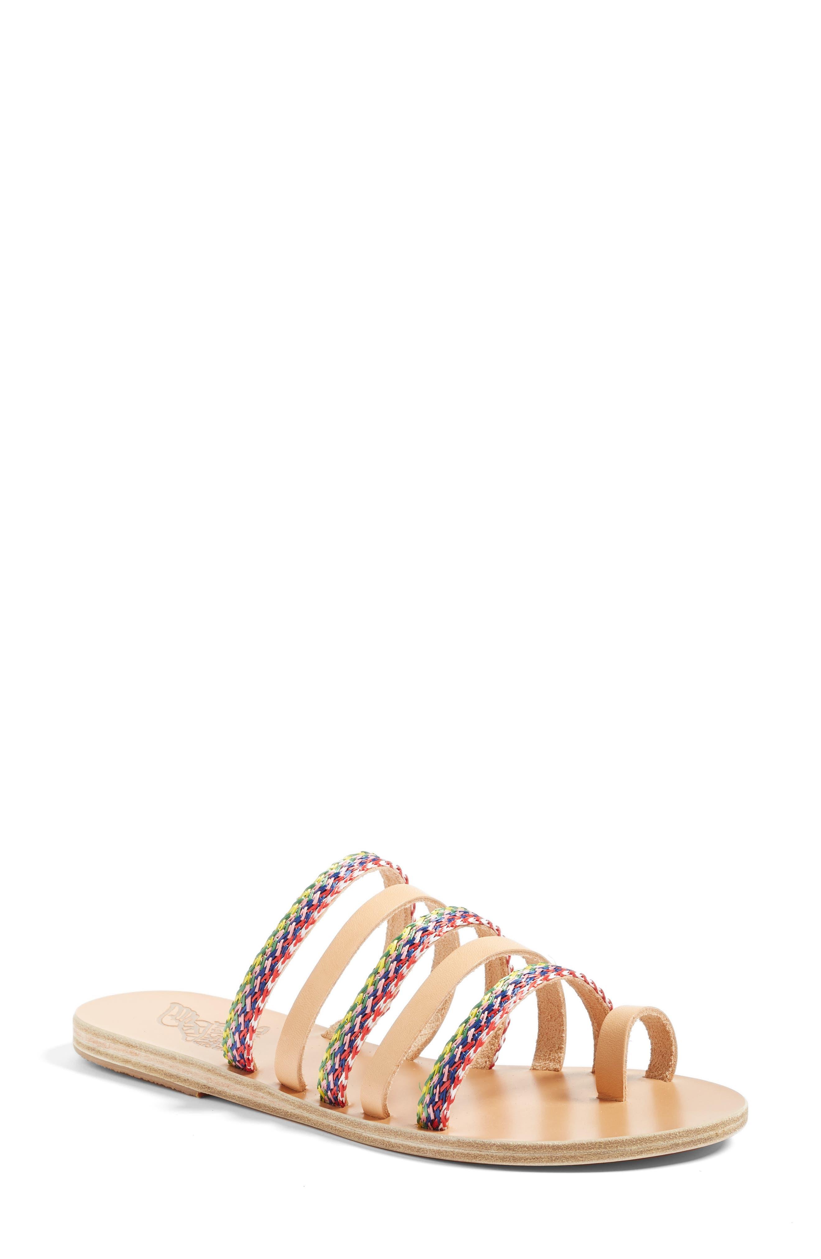 Ancient Greek Sandals Niki Slide Sandal (Women)