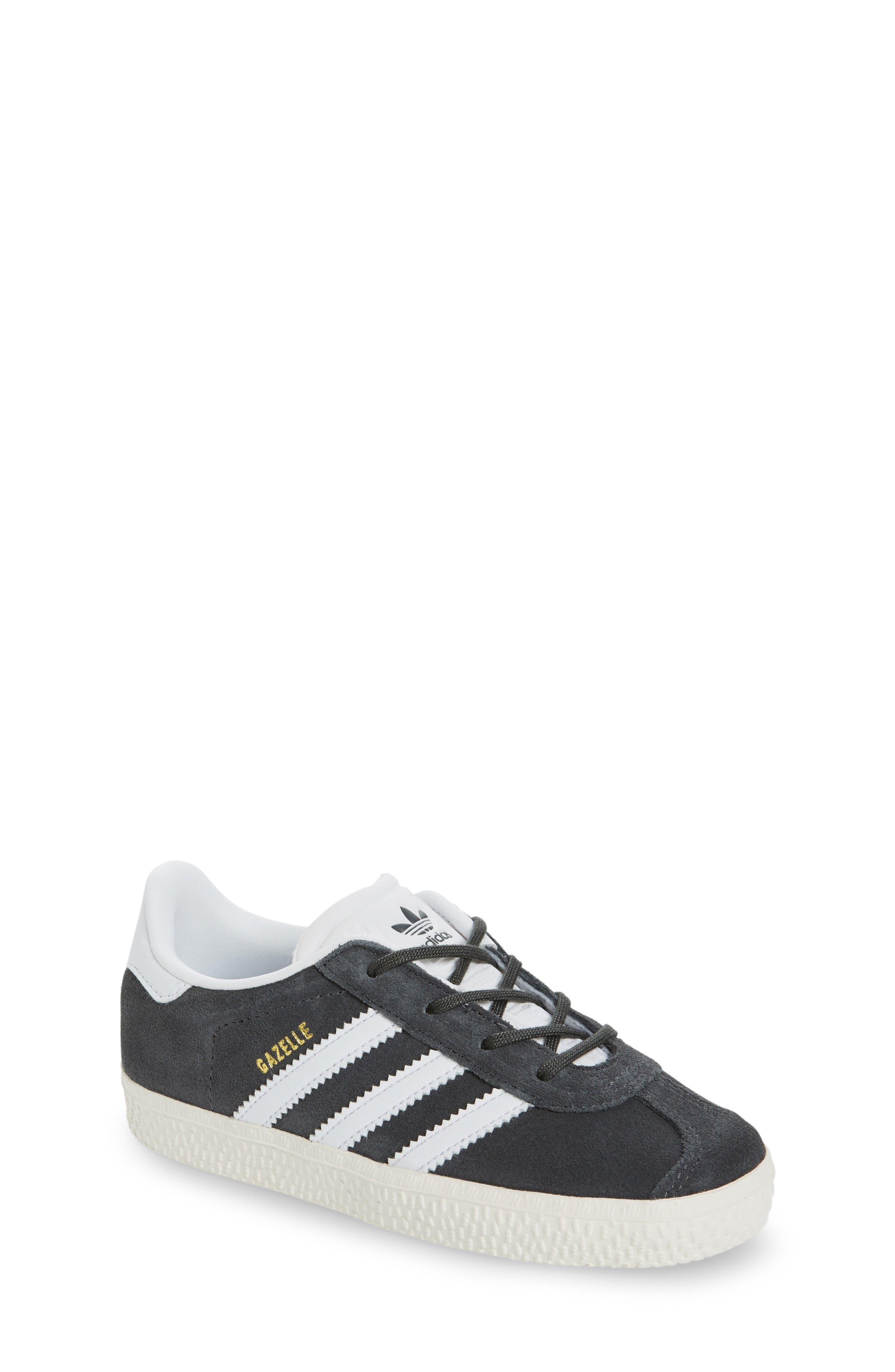 Main Image - adidas Gazelle Sneaker (Baby, Walker & Toddler)