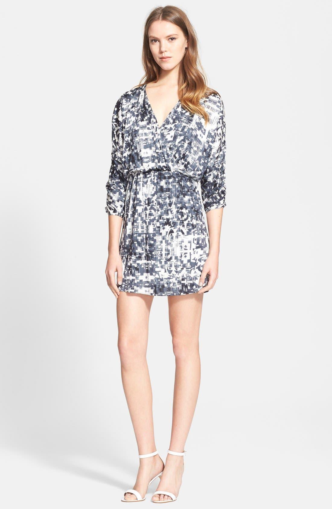 Alternate Image 1 Selected - Parker 'Catalina' Faux Wrap Dress
