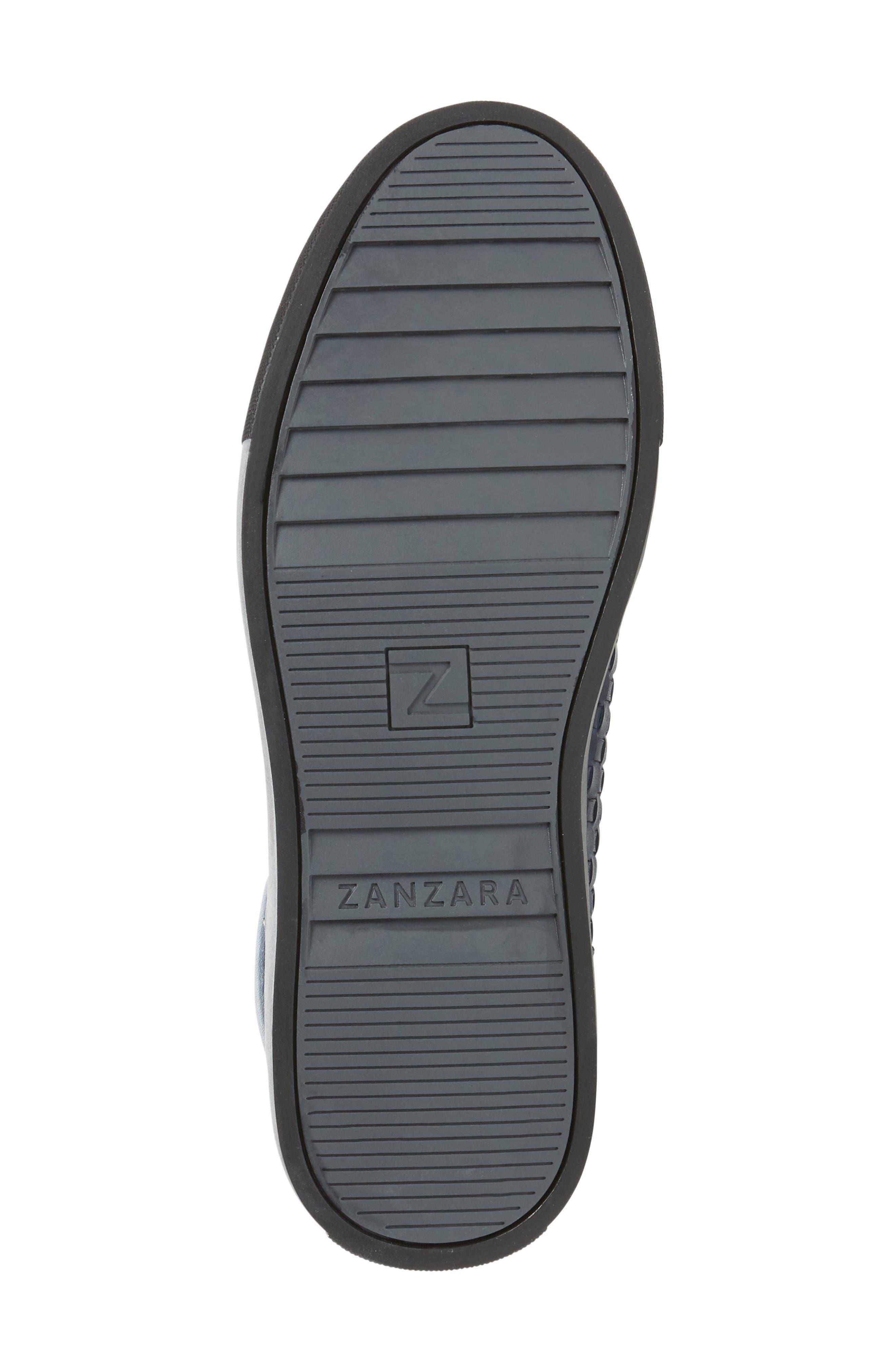 Alternate Image 4  - Zanzara Soul High Top Sneaker (Men)
