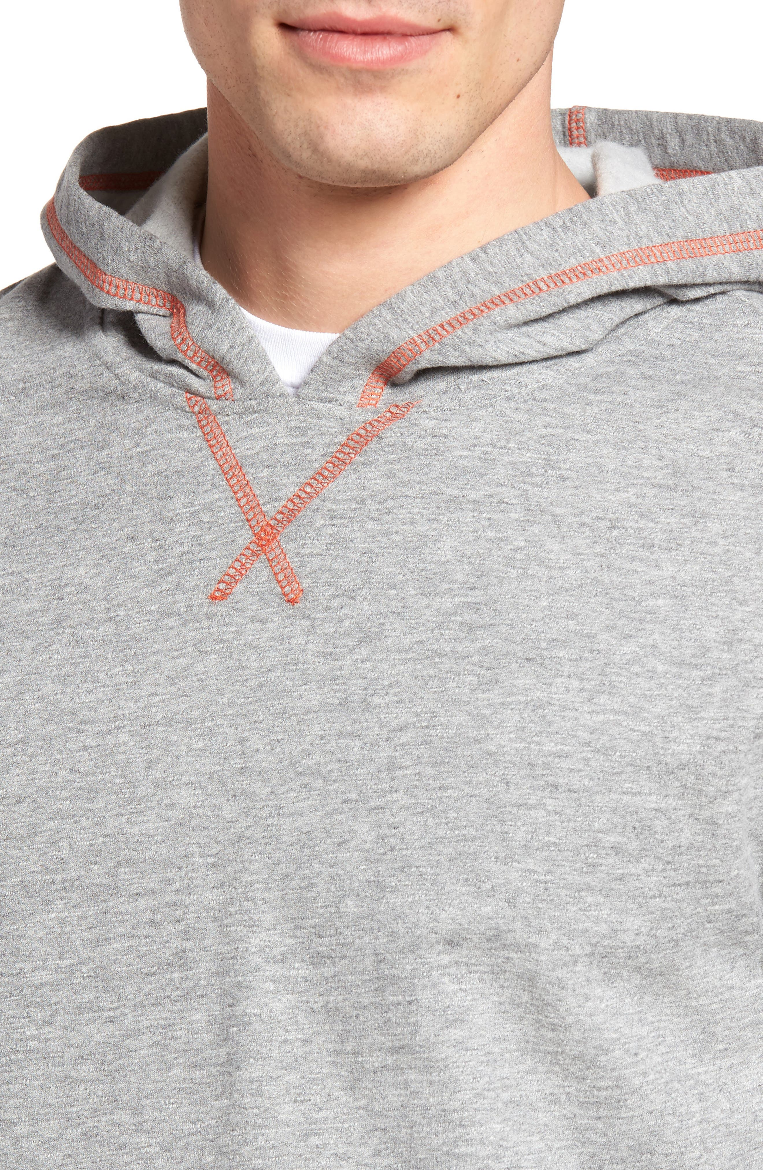 Alternate Image 4  - Robert Graham Bhooka Cotton Blend Hoodie