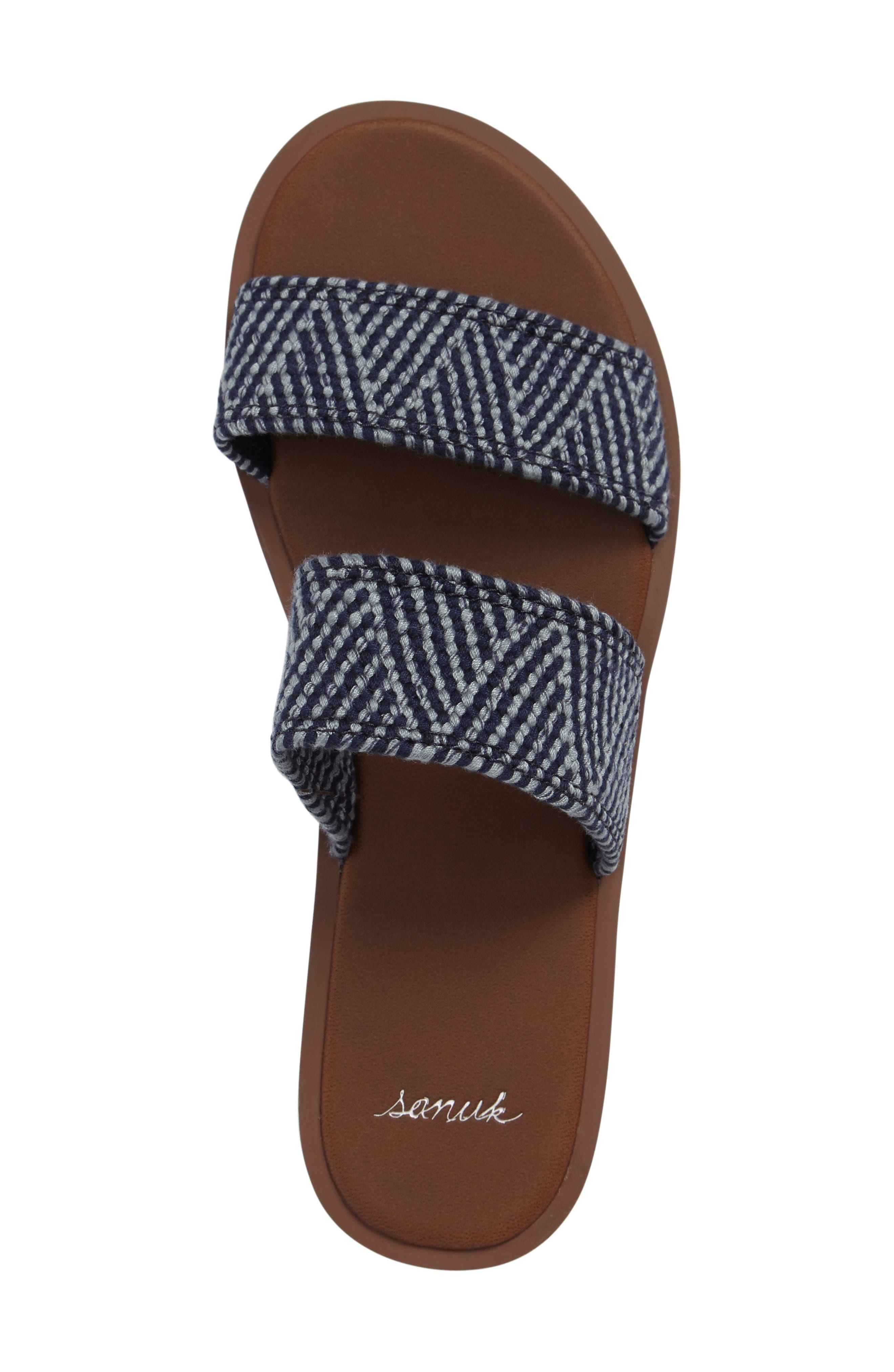 Alternate Image 3  - Sanuk Yoga Gora Gora Slide Sandal (Women)