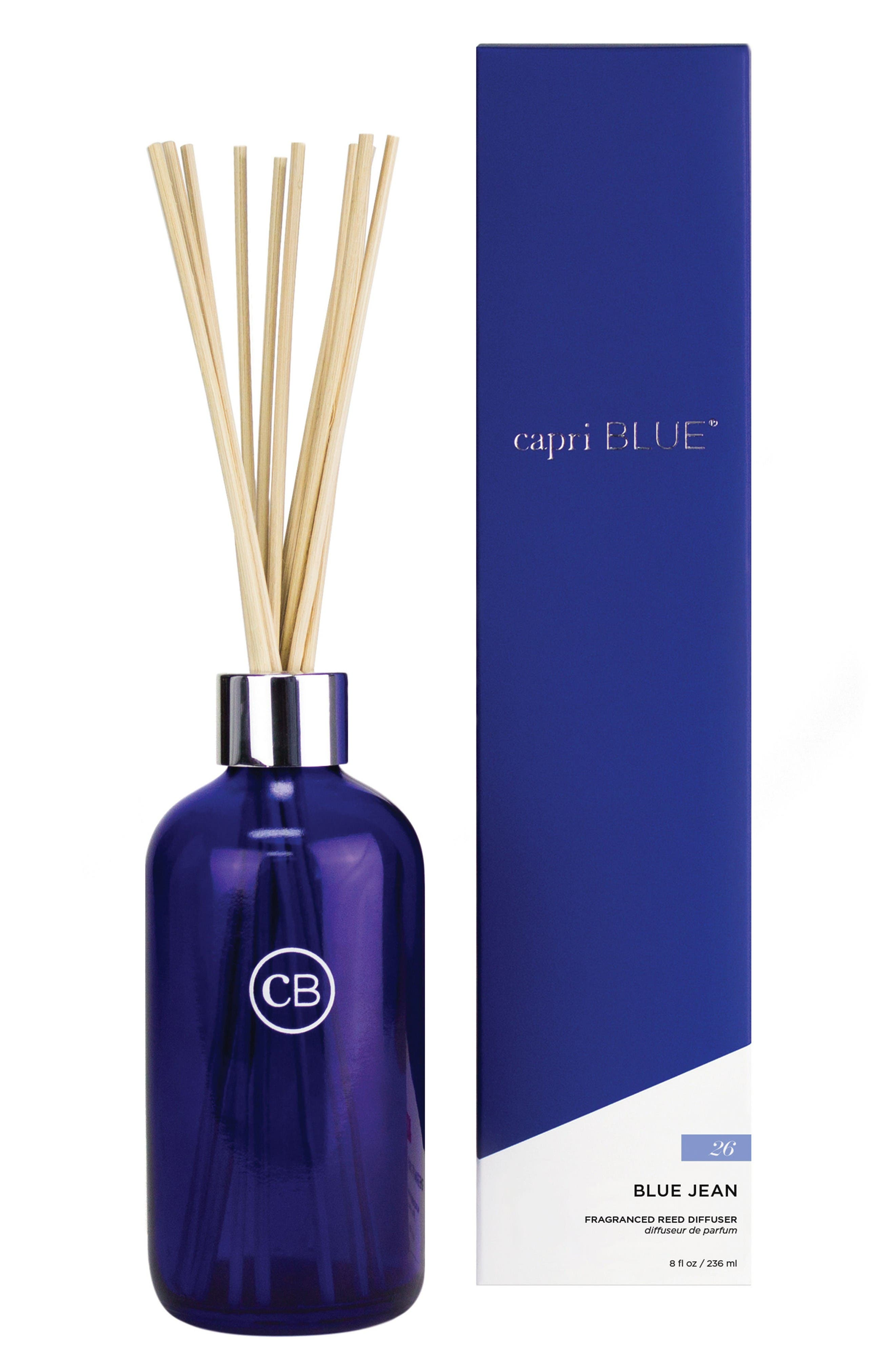 Reed Diffuser,                         Main,                         color, Blue Jean
