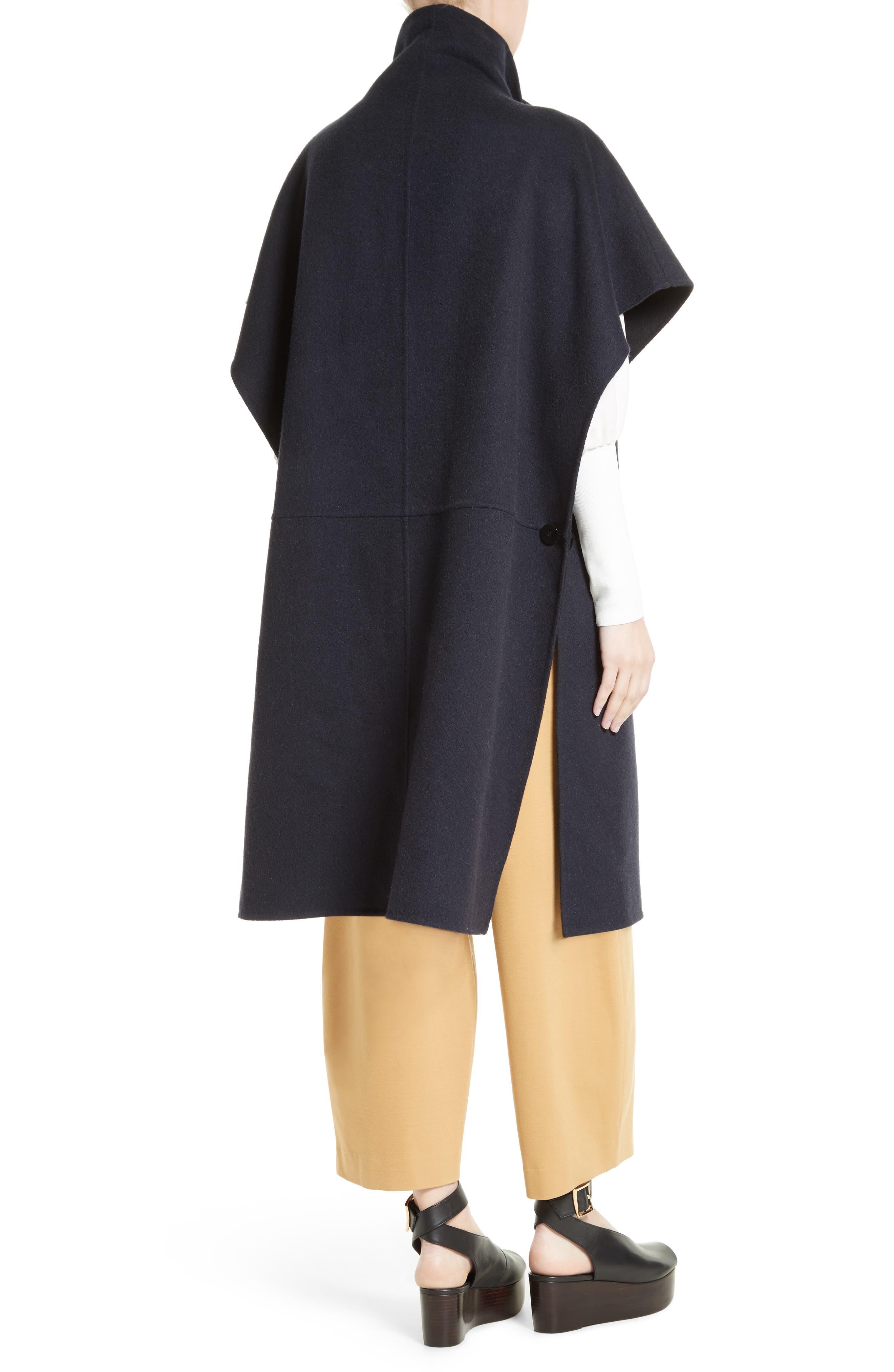 Alternate Image 2  - Tibi Wool & Angora Reversible Cape