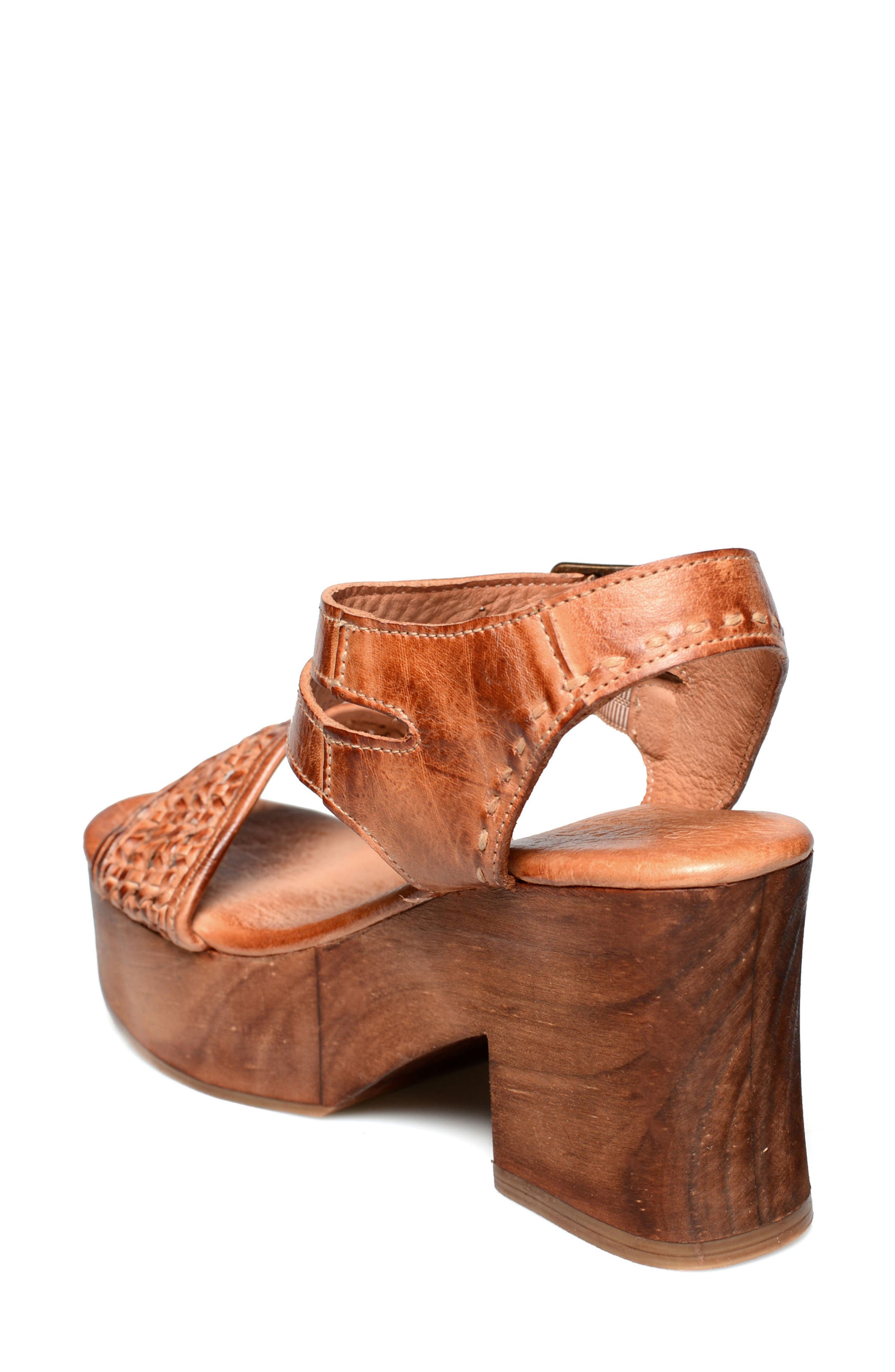 Alternate Image 2  - Bed Stu Kenya Platform Sandal (Women)