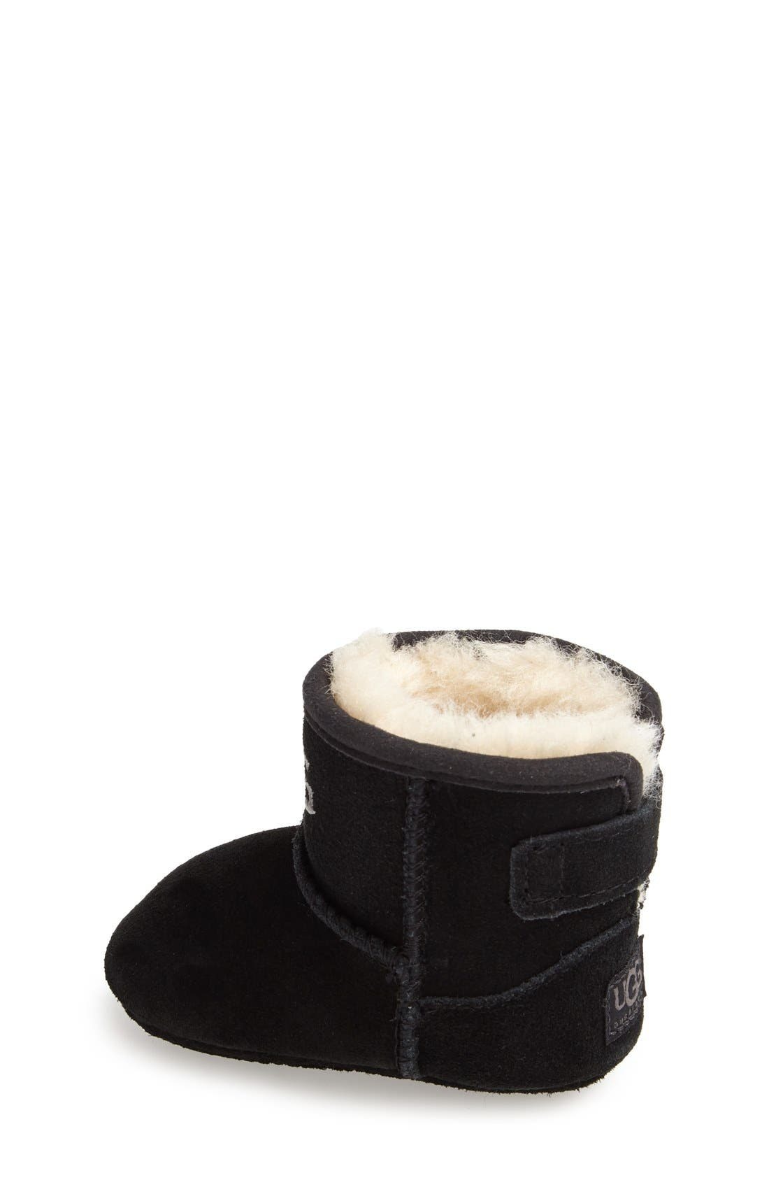 Alternate Image 2  - UGG® 'Jesse' Suede Boot (Baby & Walker)