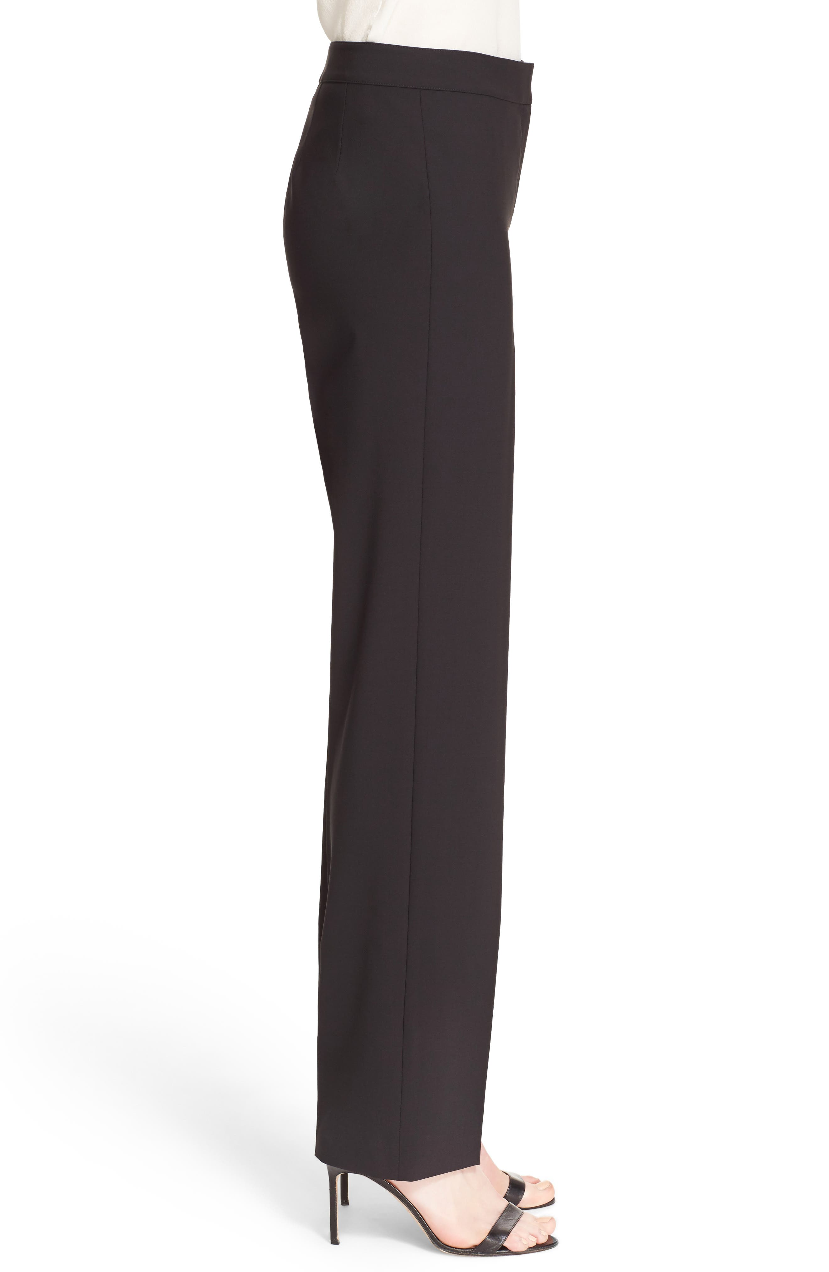 Alternate Image 5  - St. John Collection 'Diana' Tropical Wool Pants