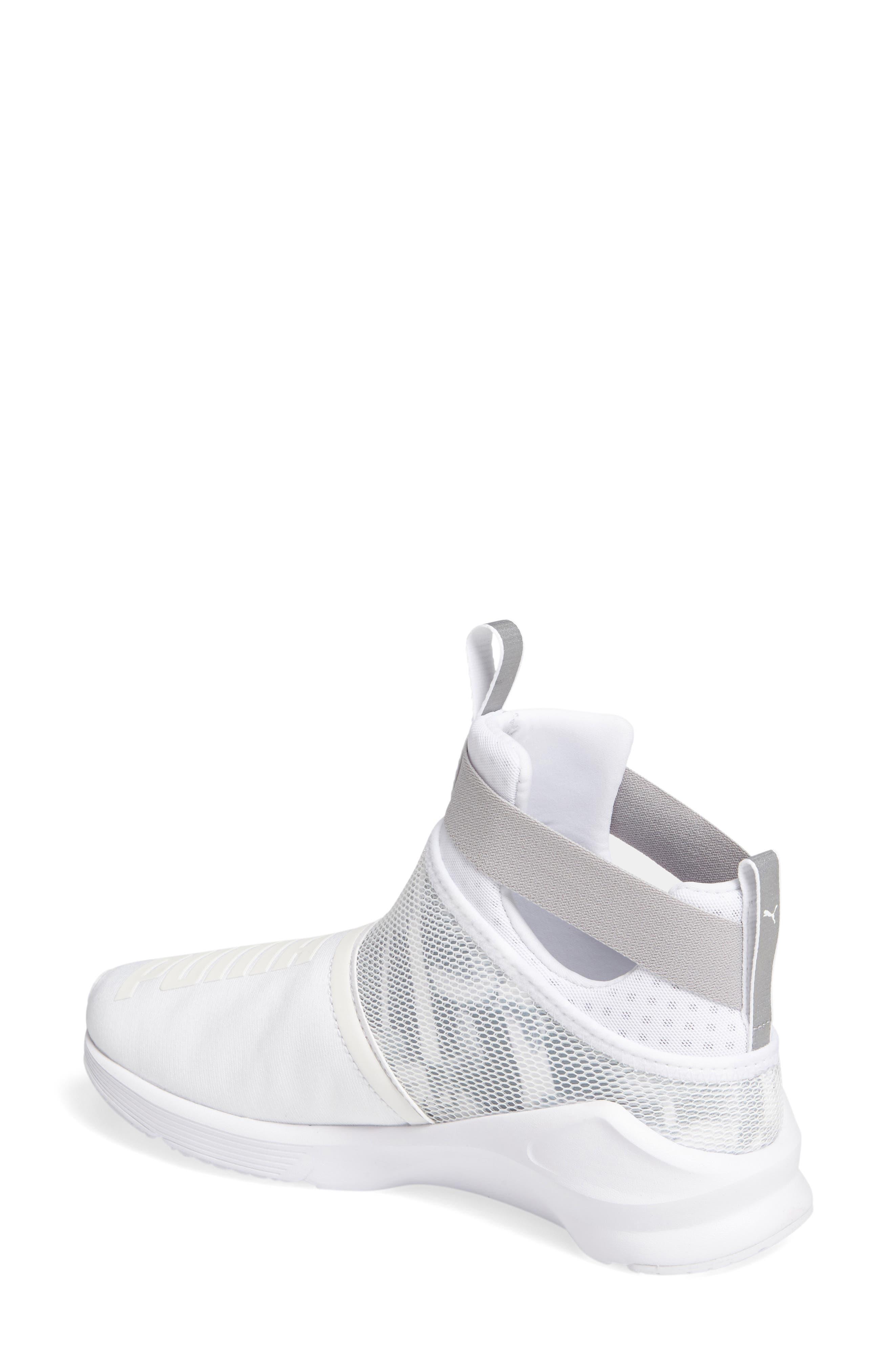Alternate Image 2  - PUMA Fierce Strap Swan Training Sneaker (Women)