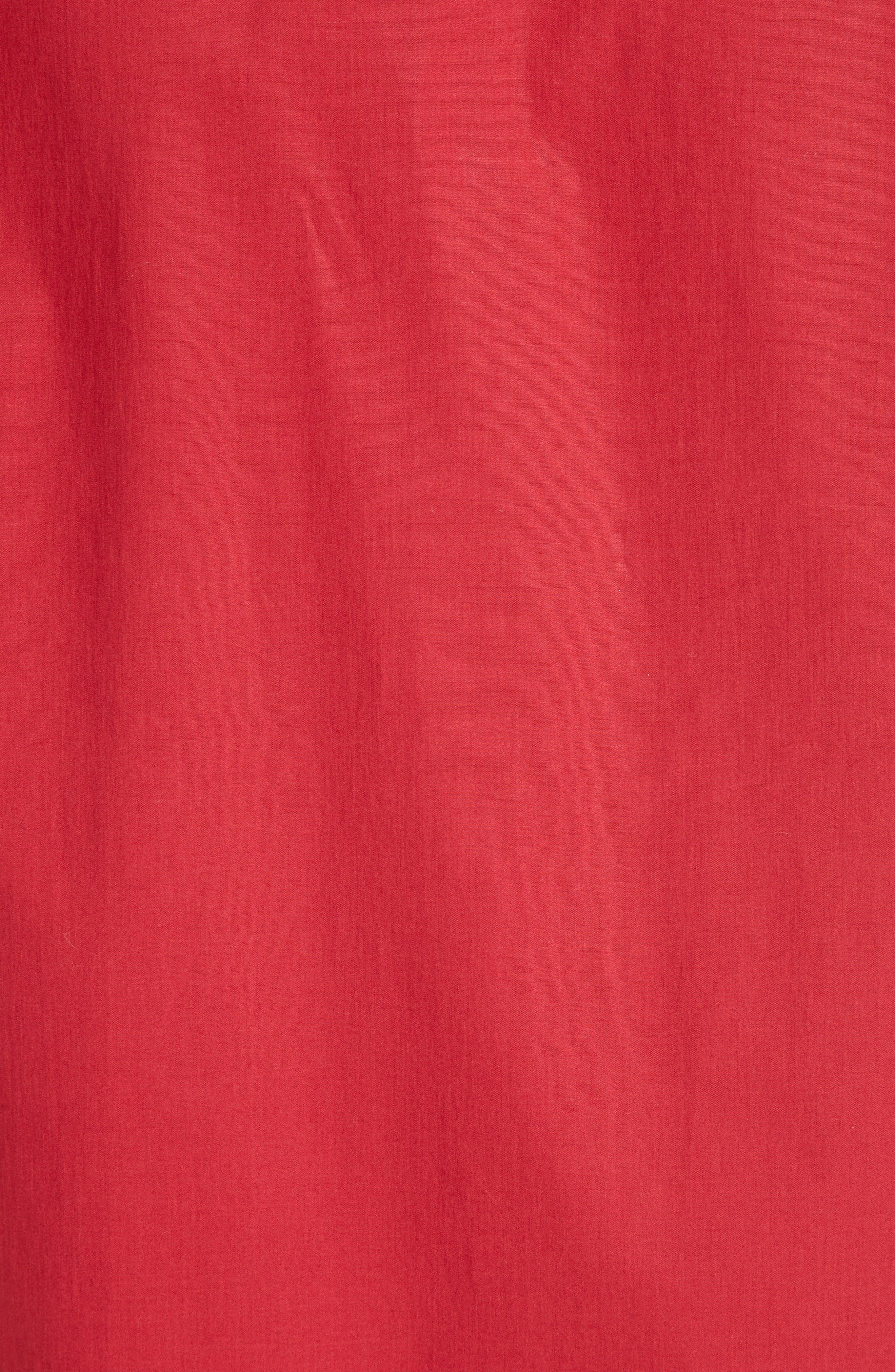 Alternate Image 6  - RED Valentino Surfboard Print Camp Shirt