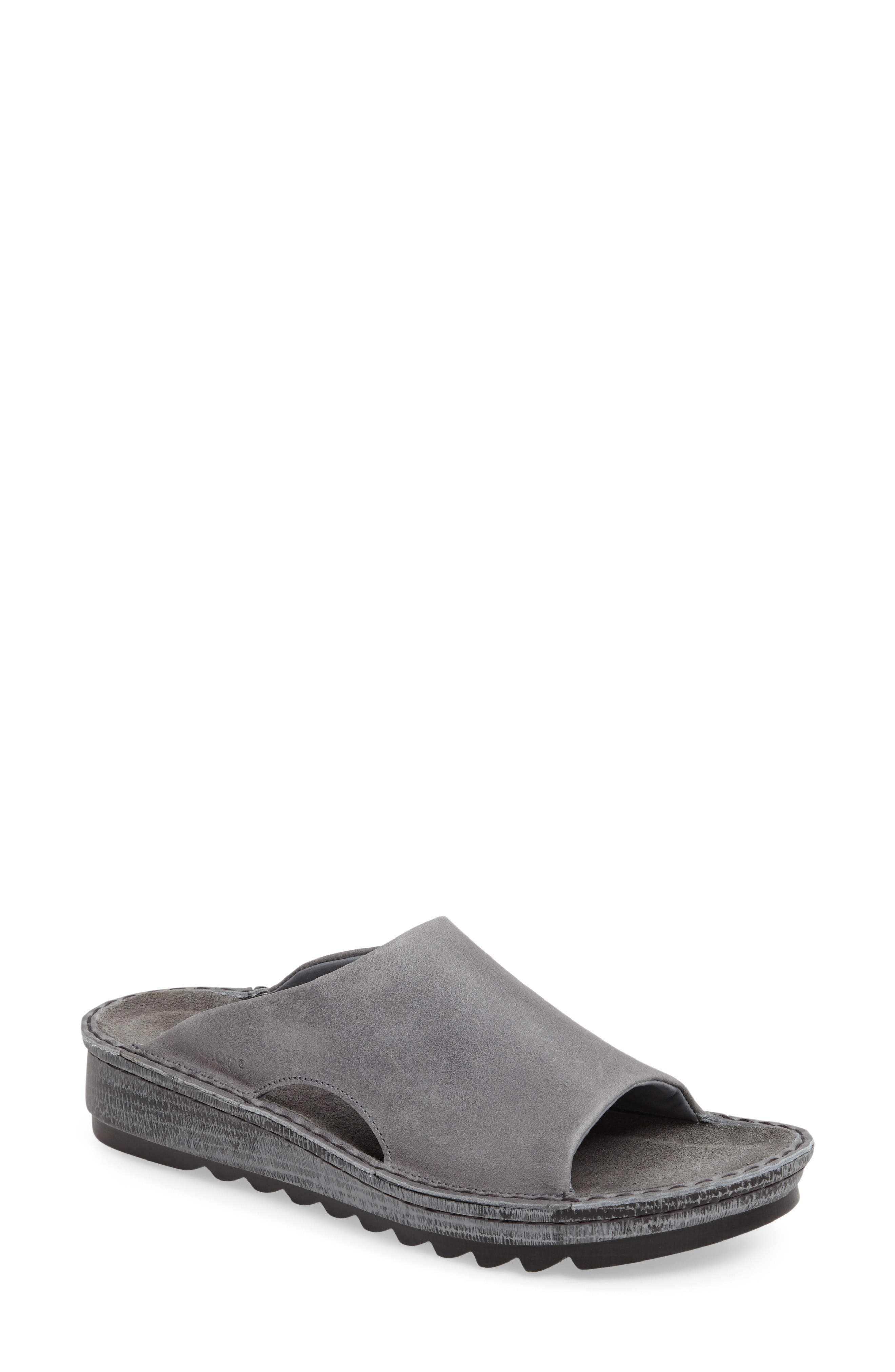 Main Image - Naot 'Ardisia' Slide Sandal (Women)