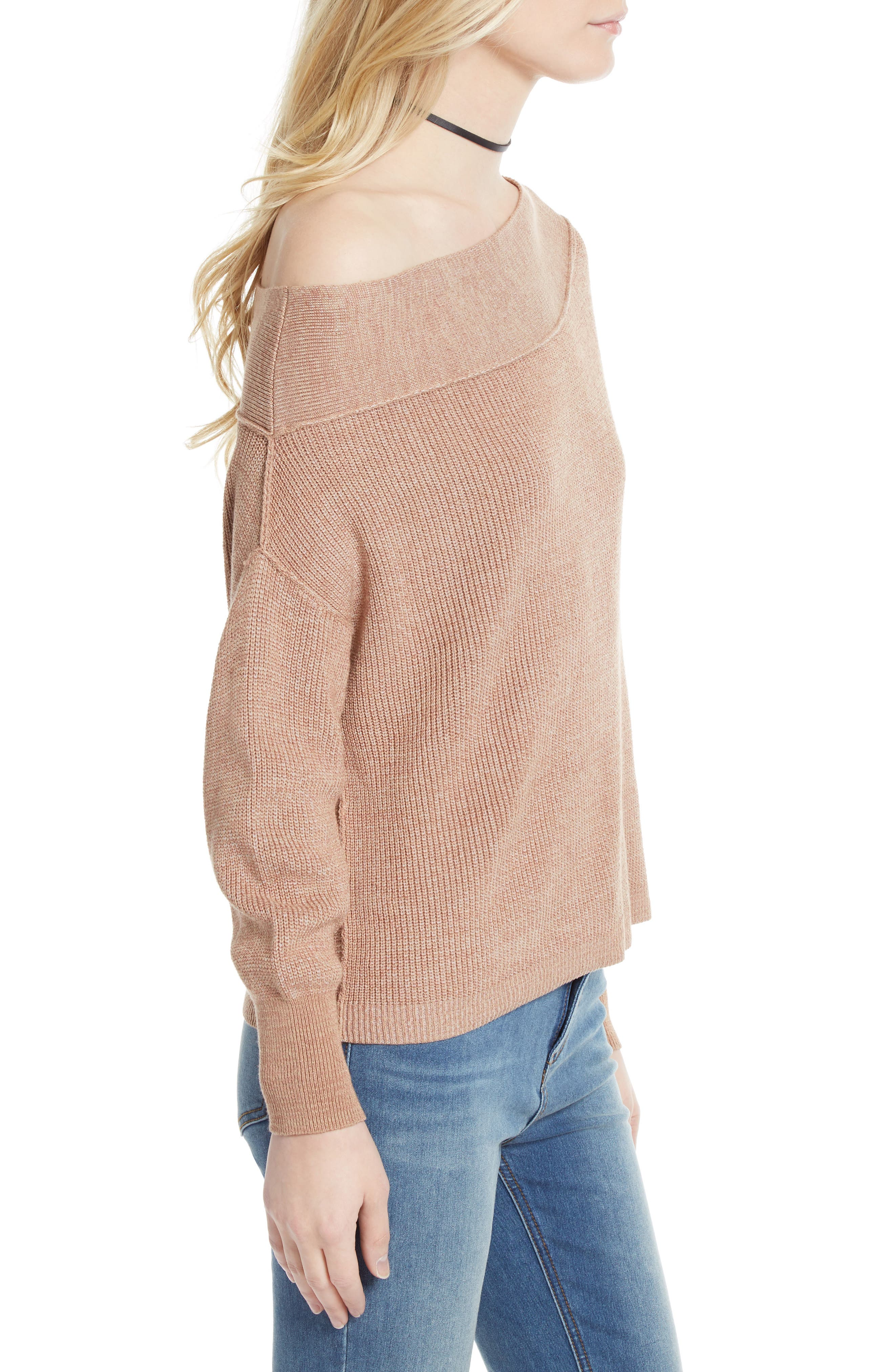 Alternate Image 3  - Free People Alana Pullover Sweater