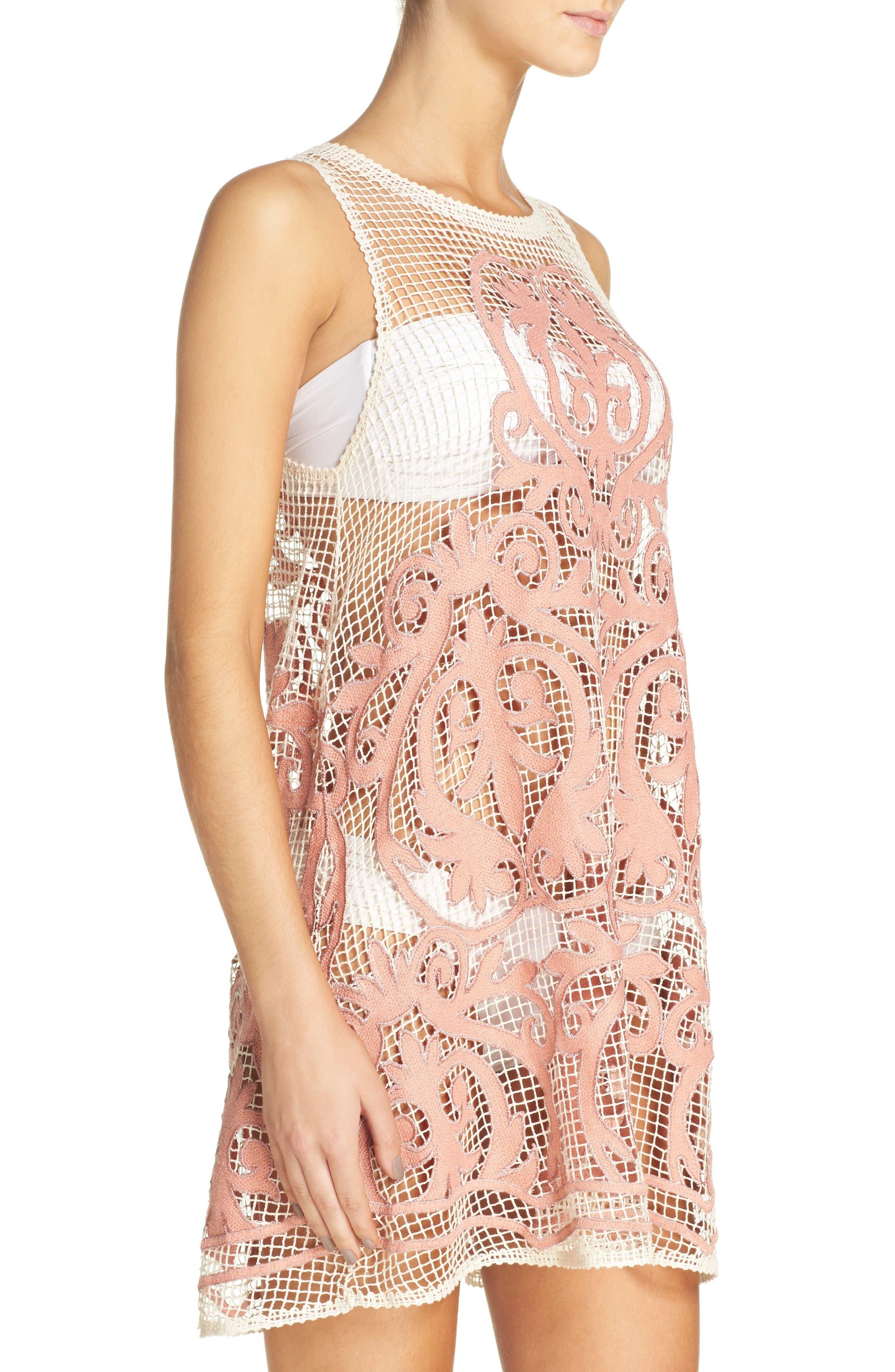Alternate Image 3  - Suboo Nostalgia Cover-Up Dress