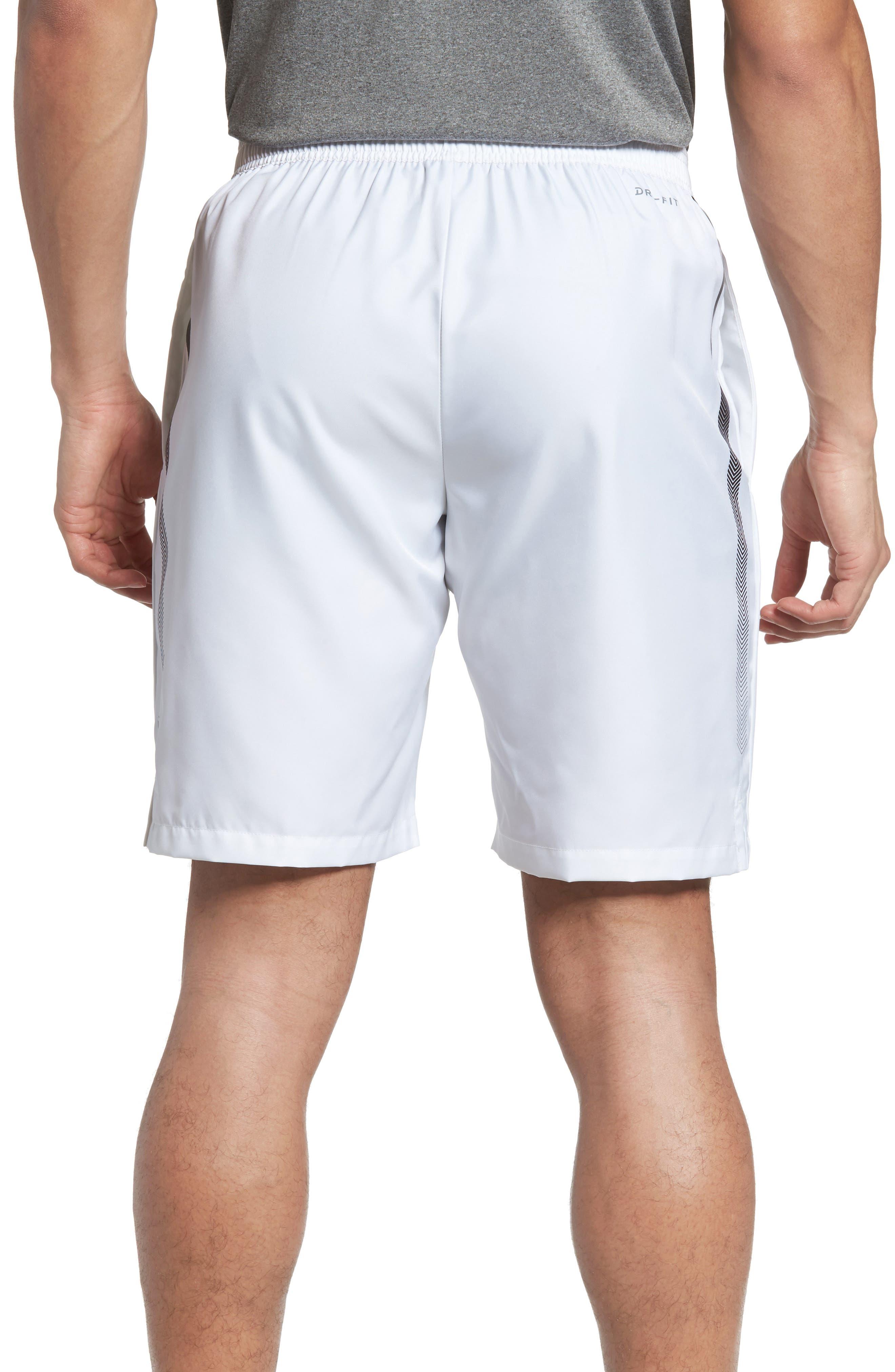 Alternate Image 2  - Nike Tennis Shorts