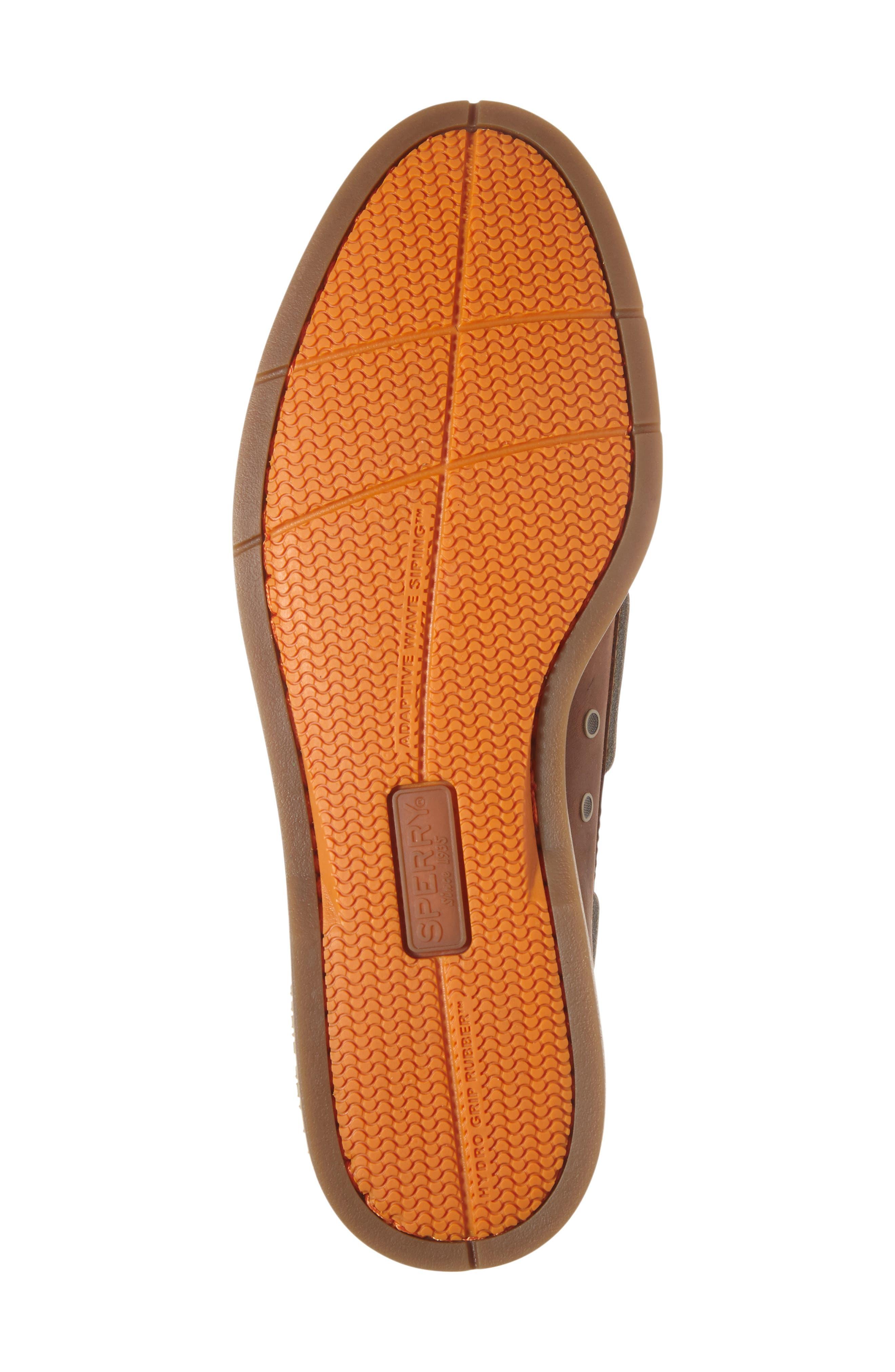 Alternate Image 4  - Sperry Captain's Authentic Original Boat Shoe (Men)